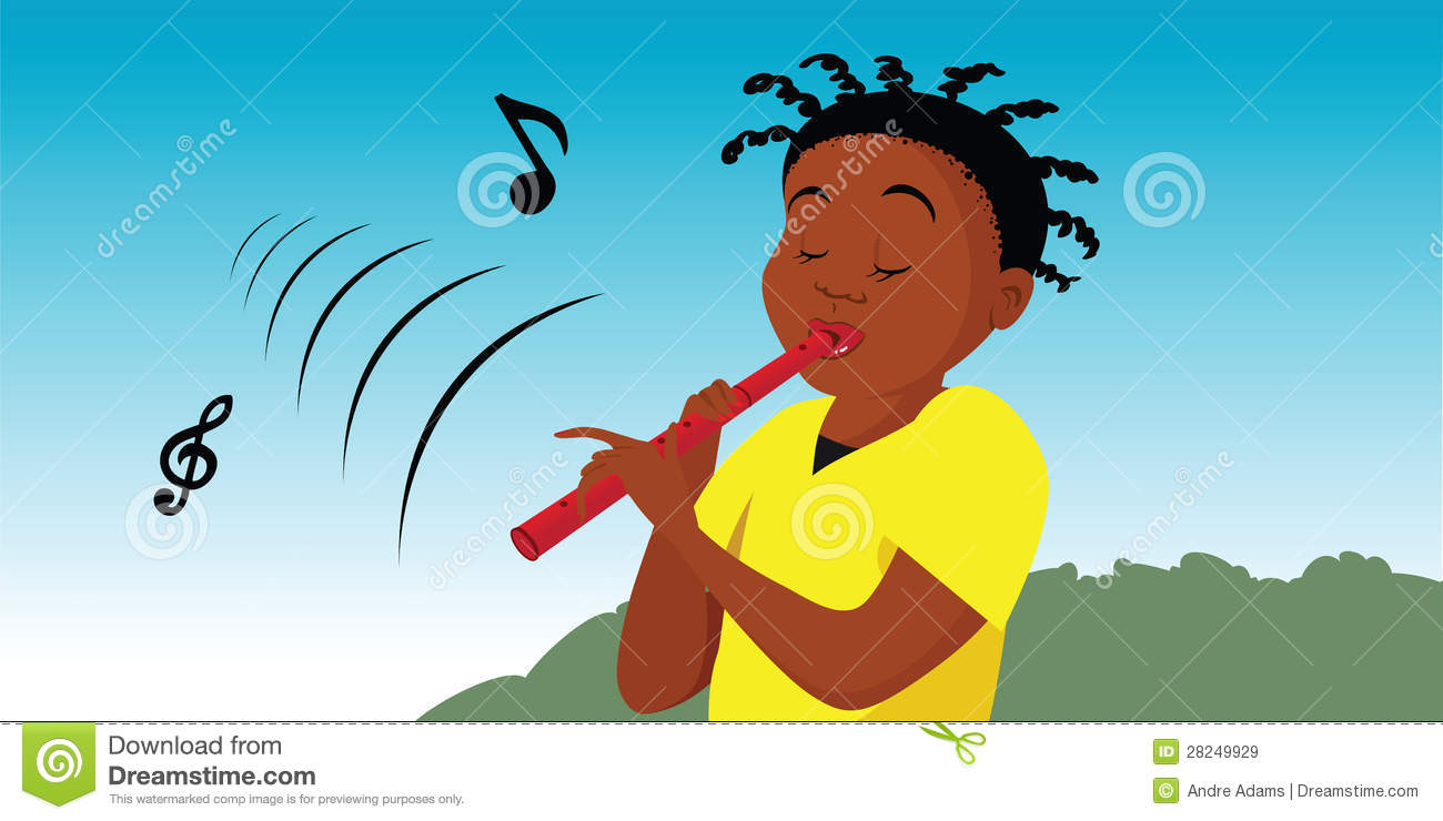 how to play the flute for kids