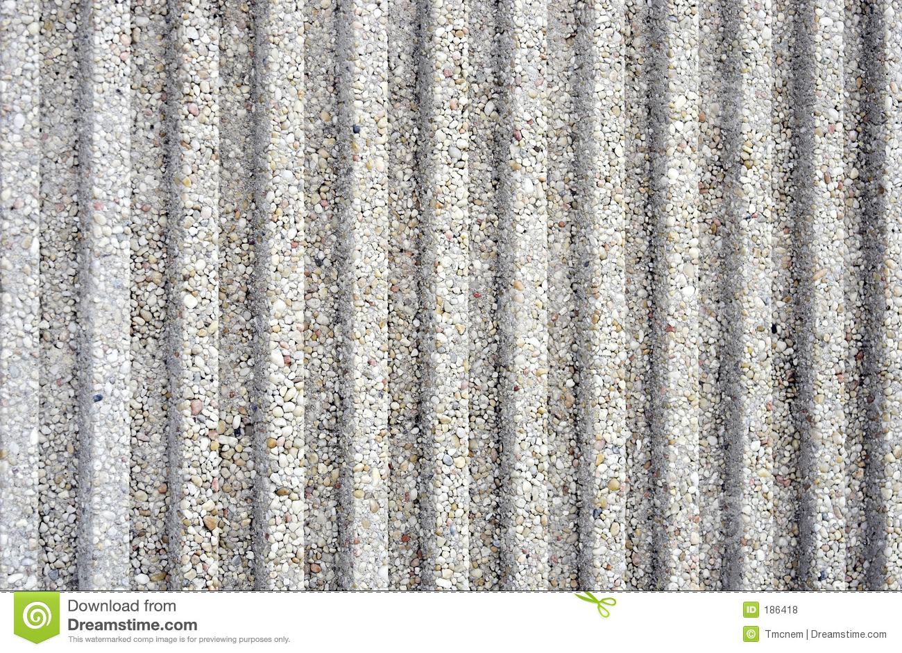 Fluted Concrete Background Stock Photo Image Of Flute