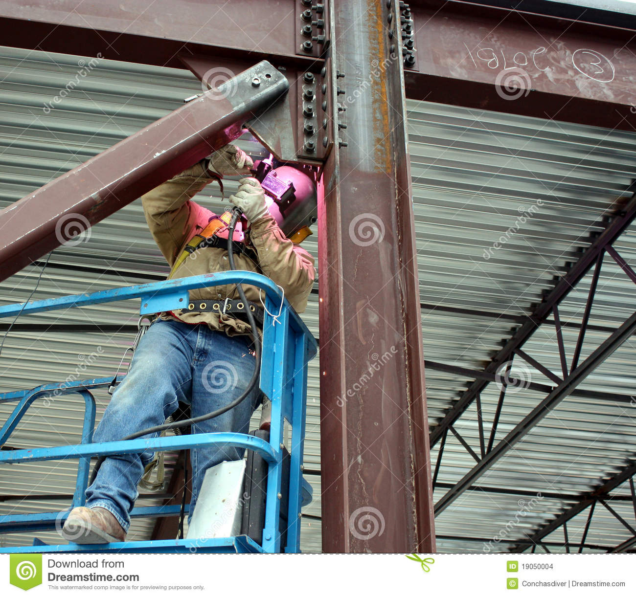 structural welder stock photos images pictures images flux core welding stock images