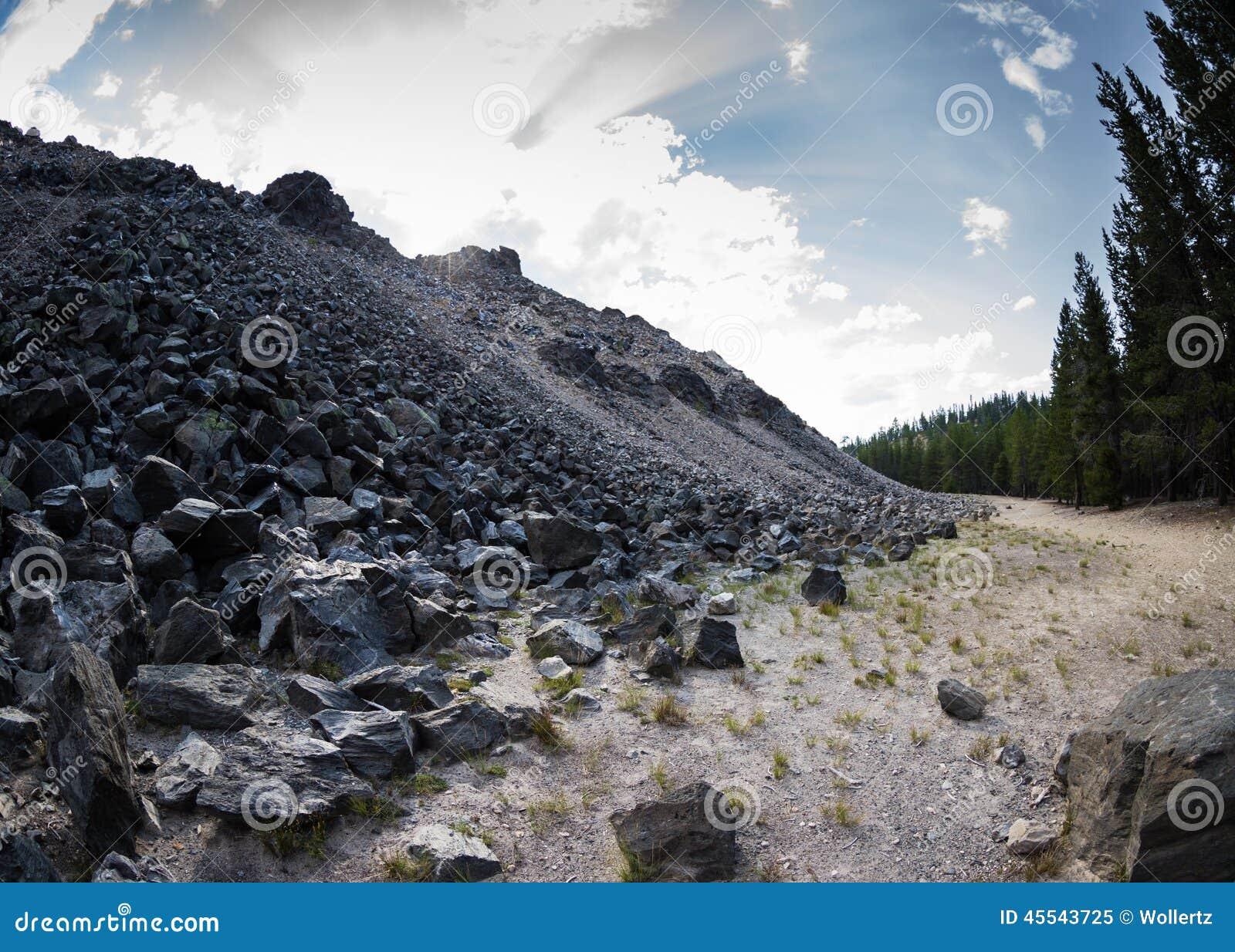 Fluxo da obsidiana