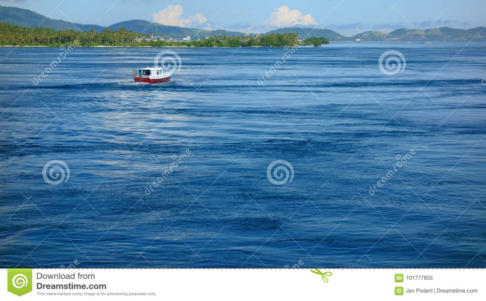 Fluxo marinho