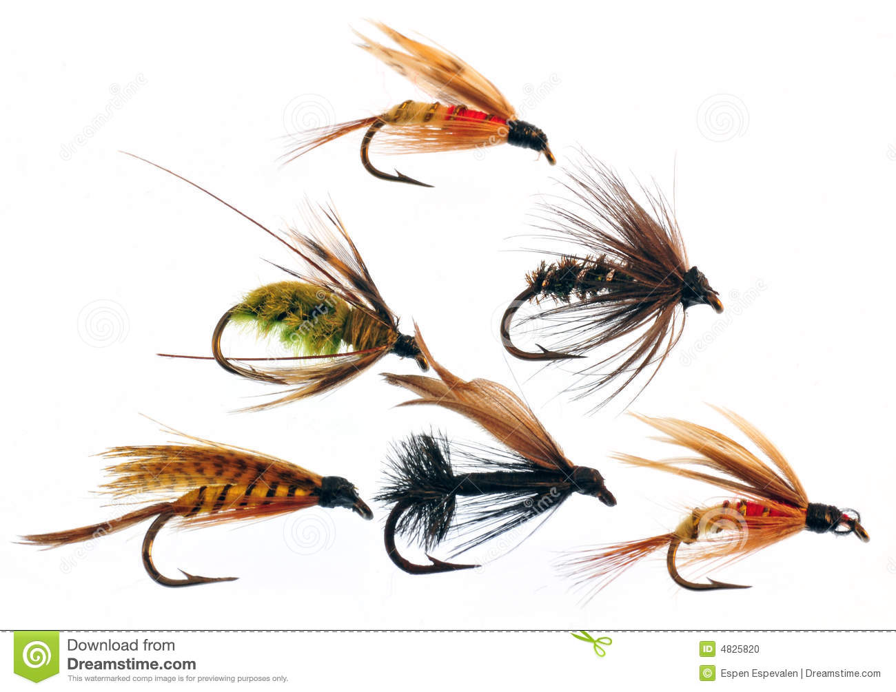 fly fishing lure drawing images