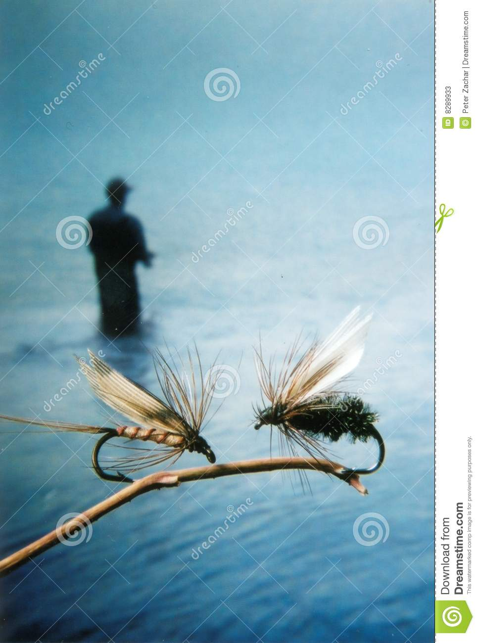 Fishing lures stock photography 4825850 for Fly fishing lures