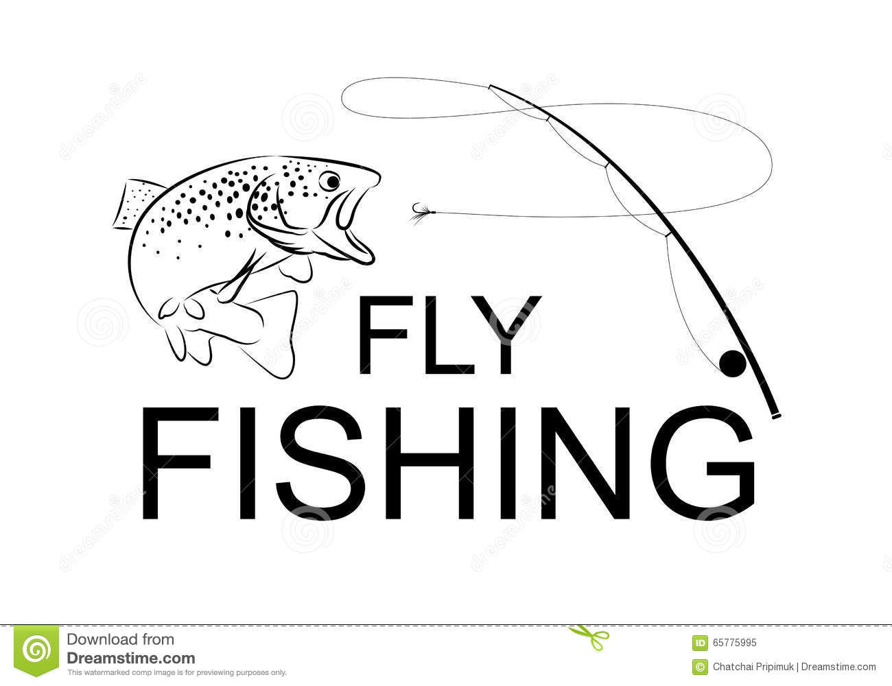 fishing fly vector cartoon vector cartoondealer com fly fishing clip art free trout fly fishing clip art free images