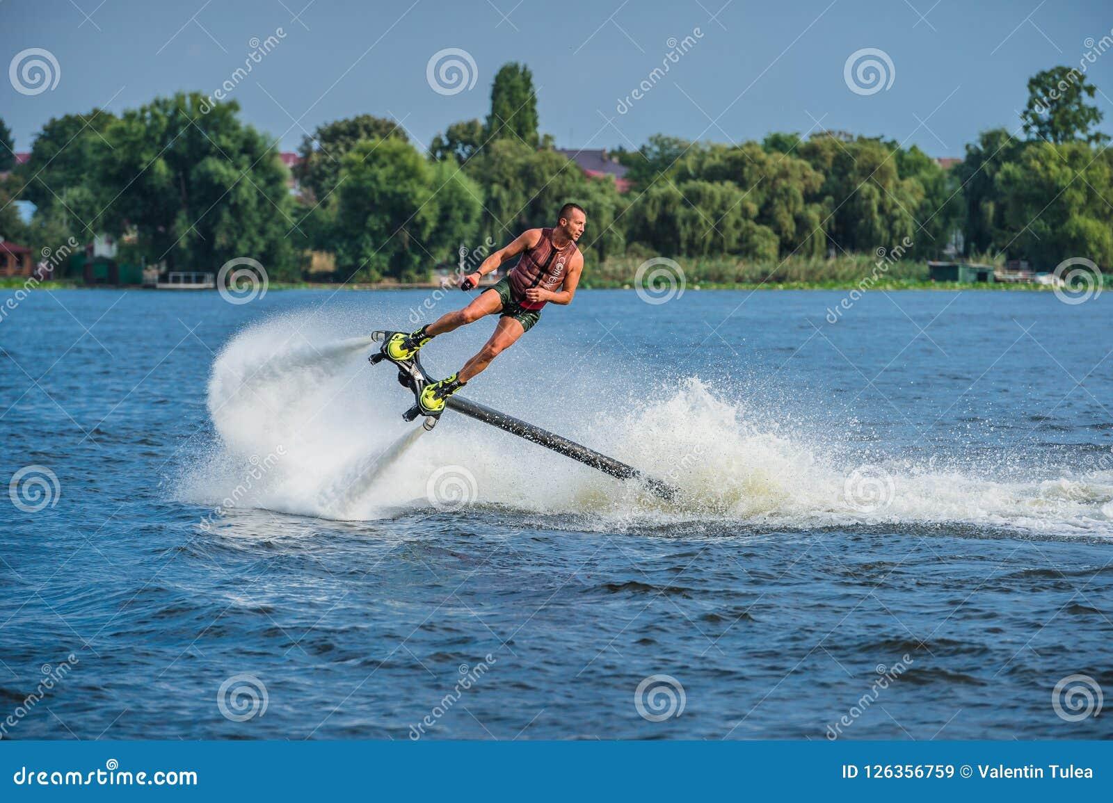 Flyboarding Flyboard