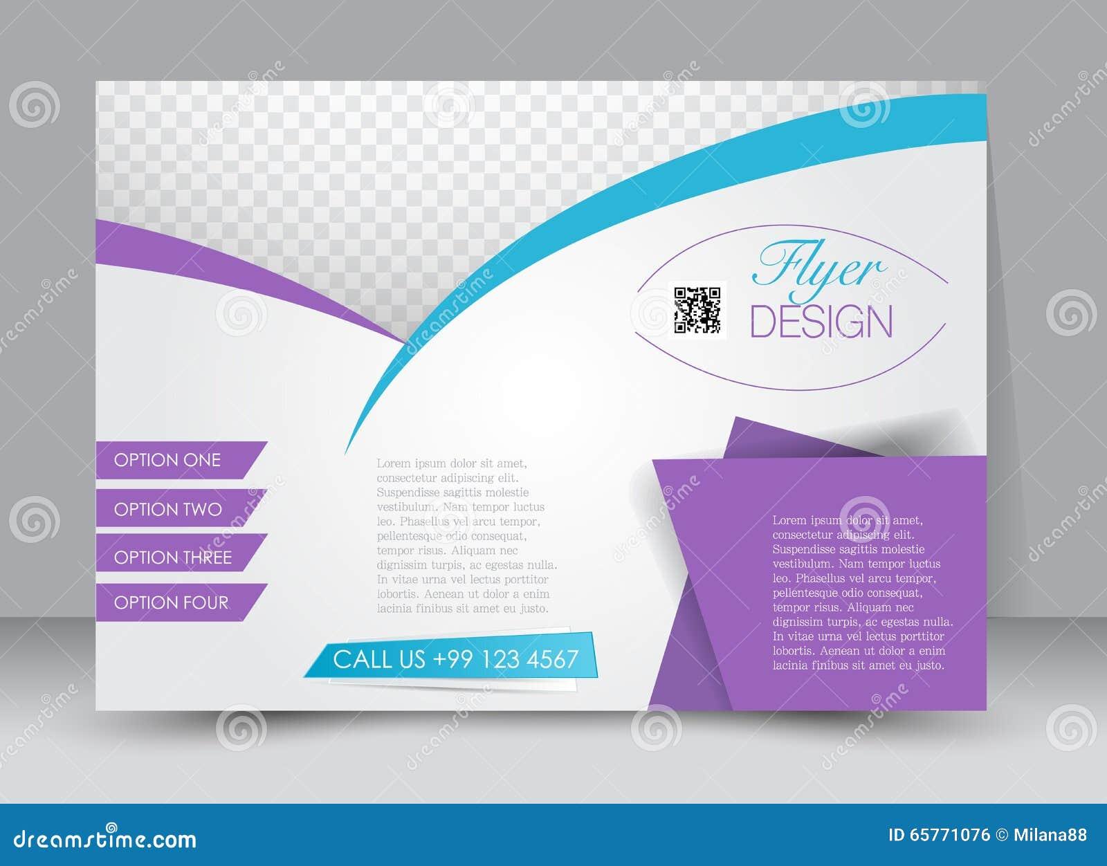 flyer brochure magazine cover template design landscape flyer brochure magazine cover template design landscape orientation