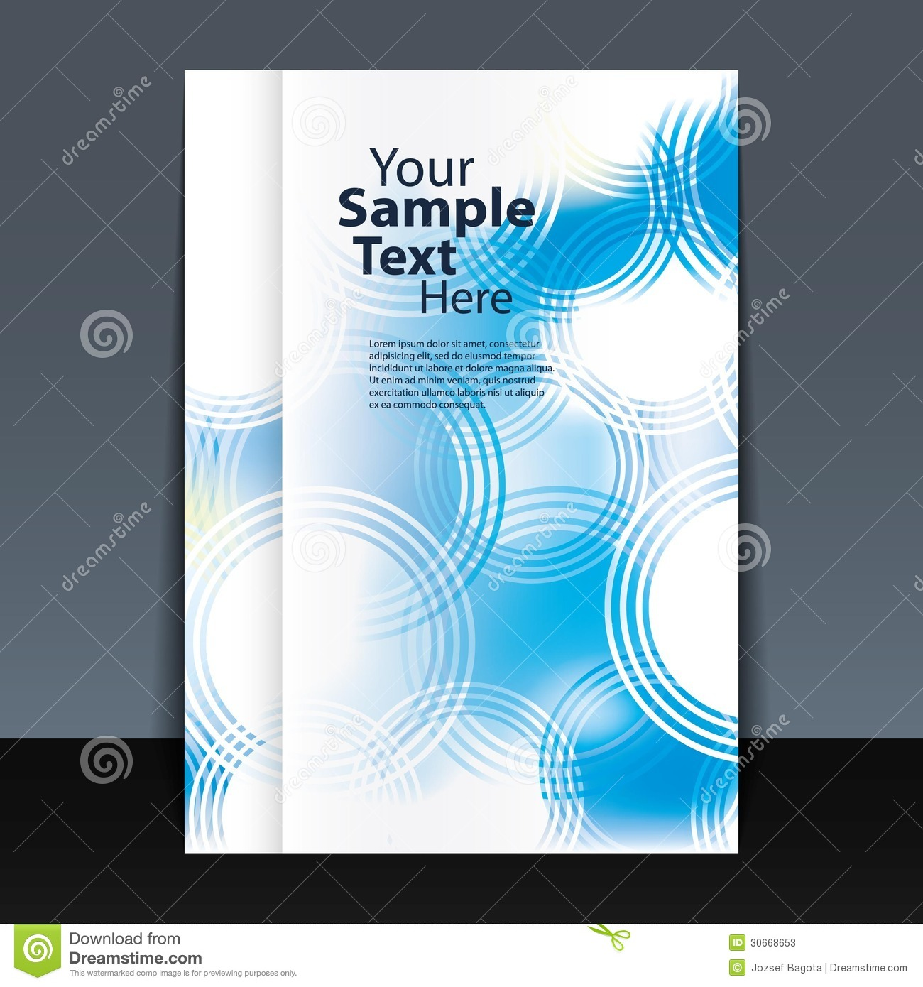 Average Cost Of Book Cover Illustration : Flyer or cover design stock photos image