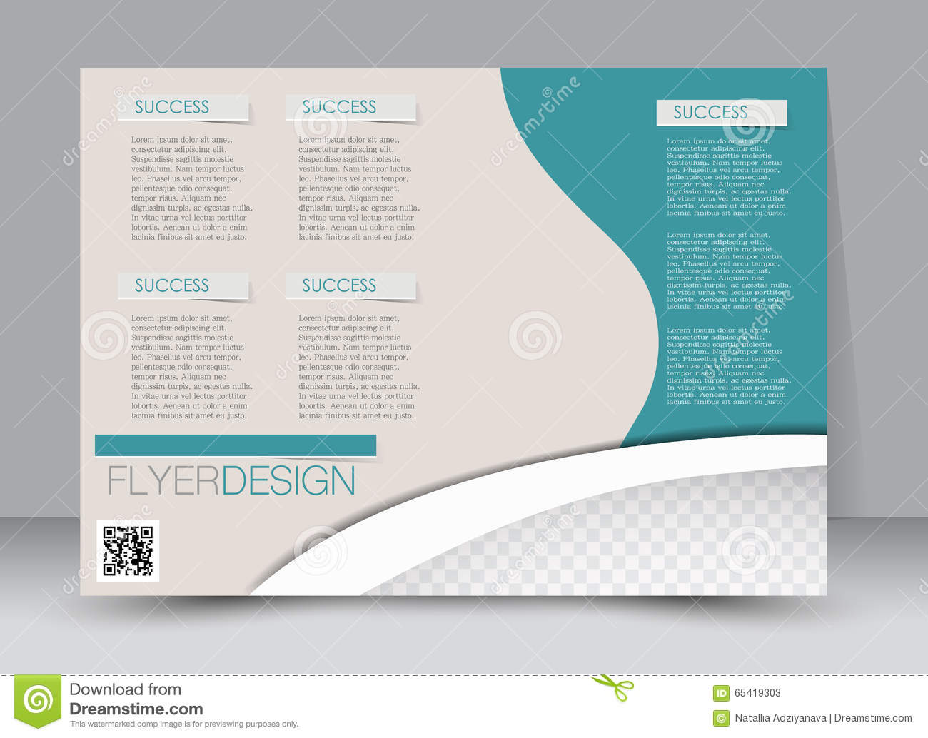 landscaping flyer ideas