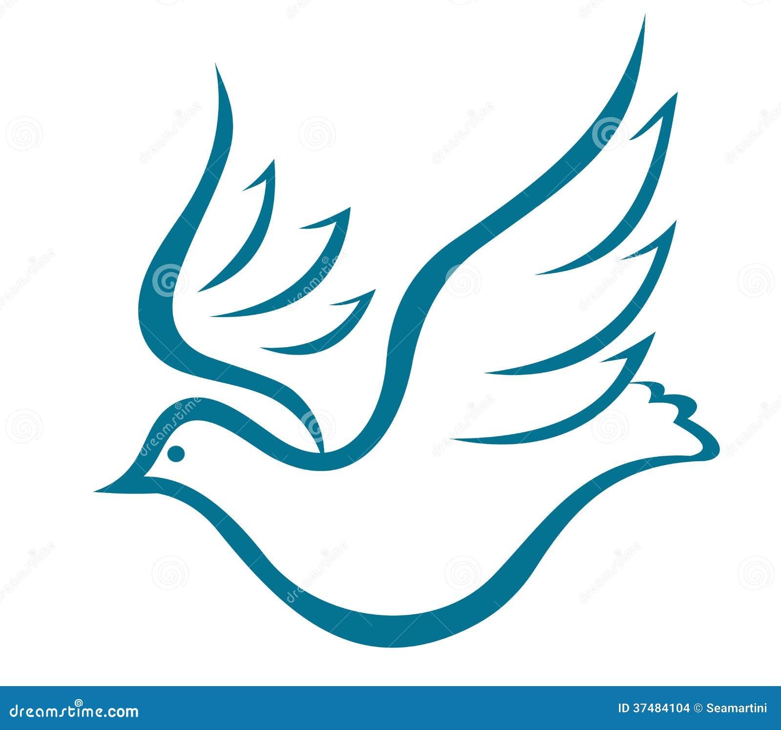 Flyga duvan av fred