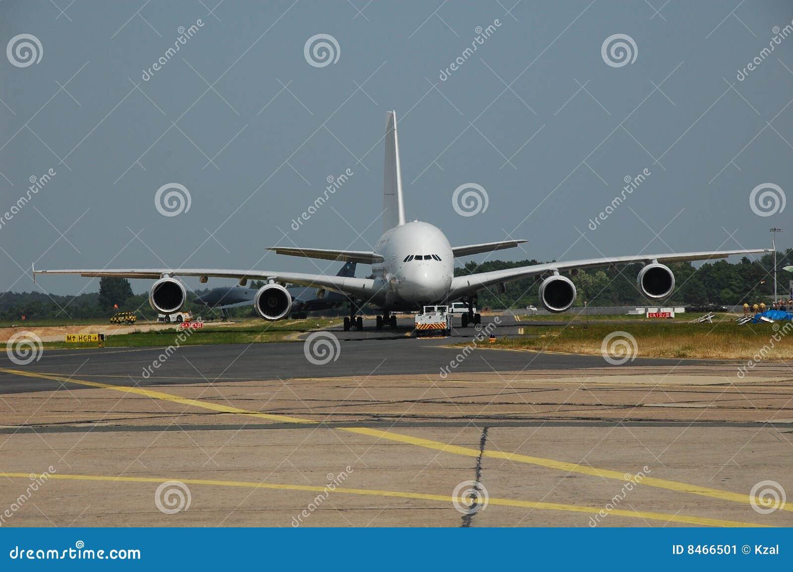 Flygbuss a380