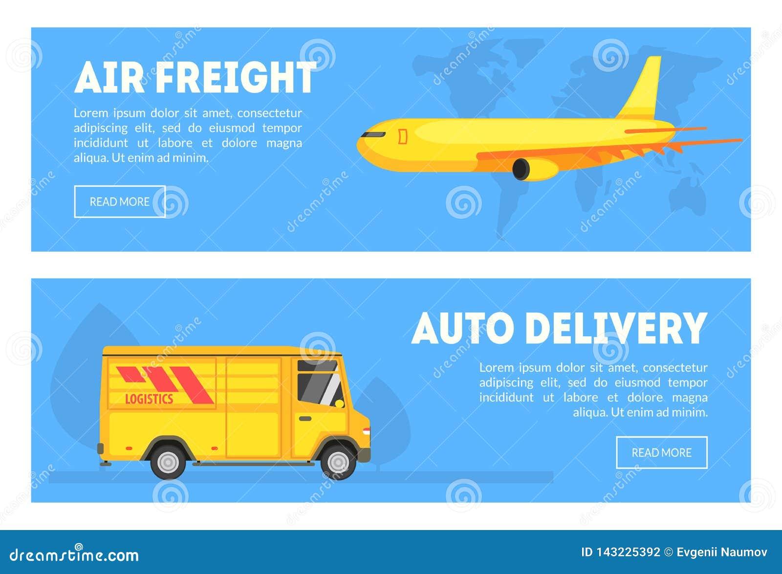 Flygfrakter uppsättning för automatiskleveranshorisontalbaner, kommersiellt sändande trans., last som spårar servicevektorn