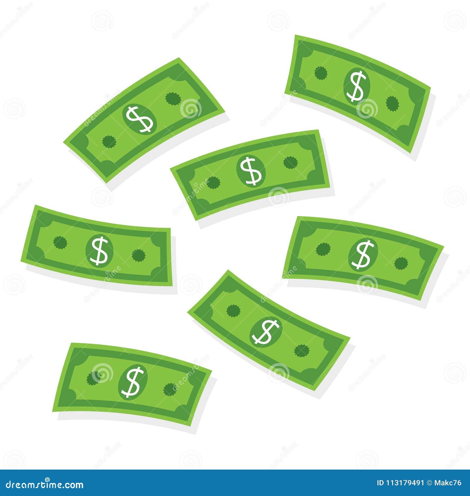Flygpengar Pappers- sedlar