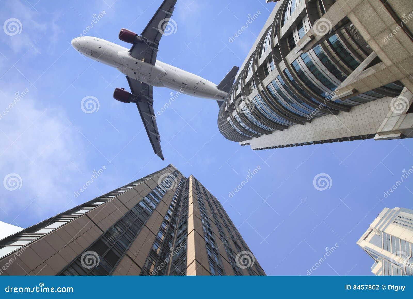 Flygplan som bygger den moderna överkanten