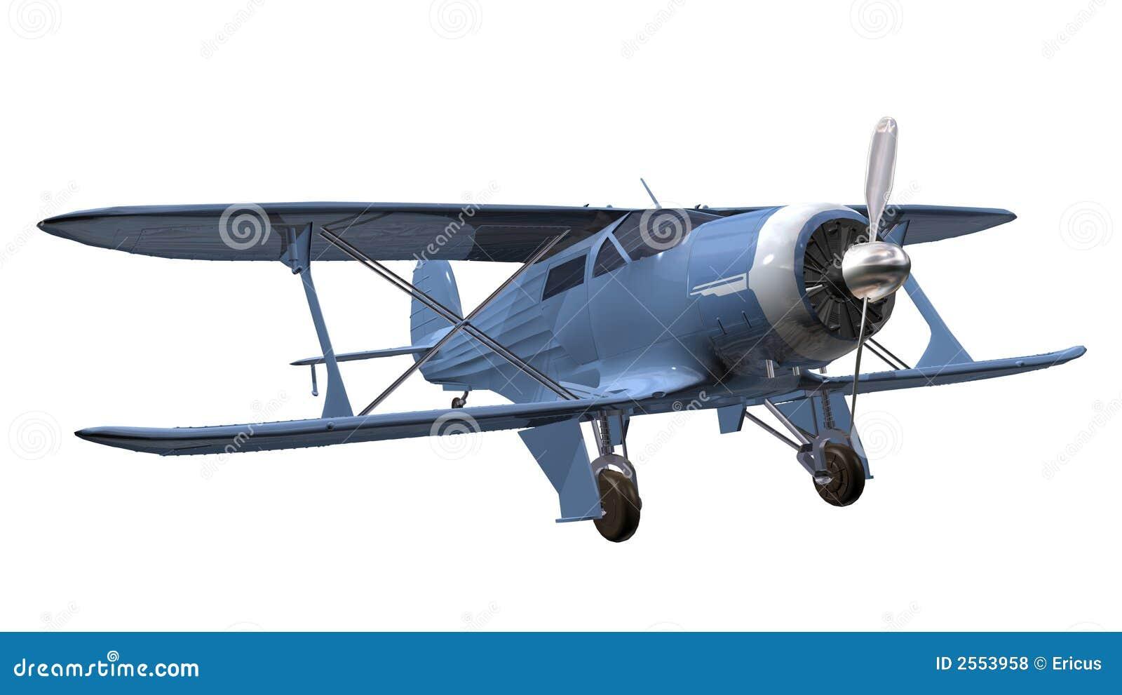 Flygplanbiplane