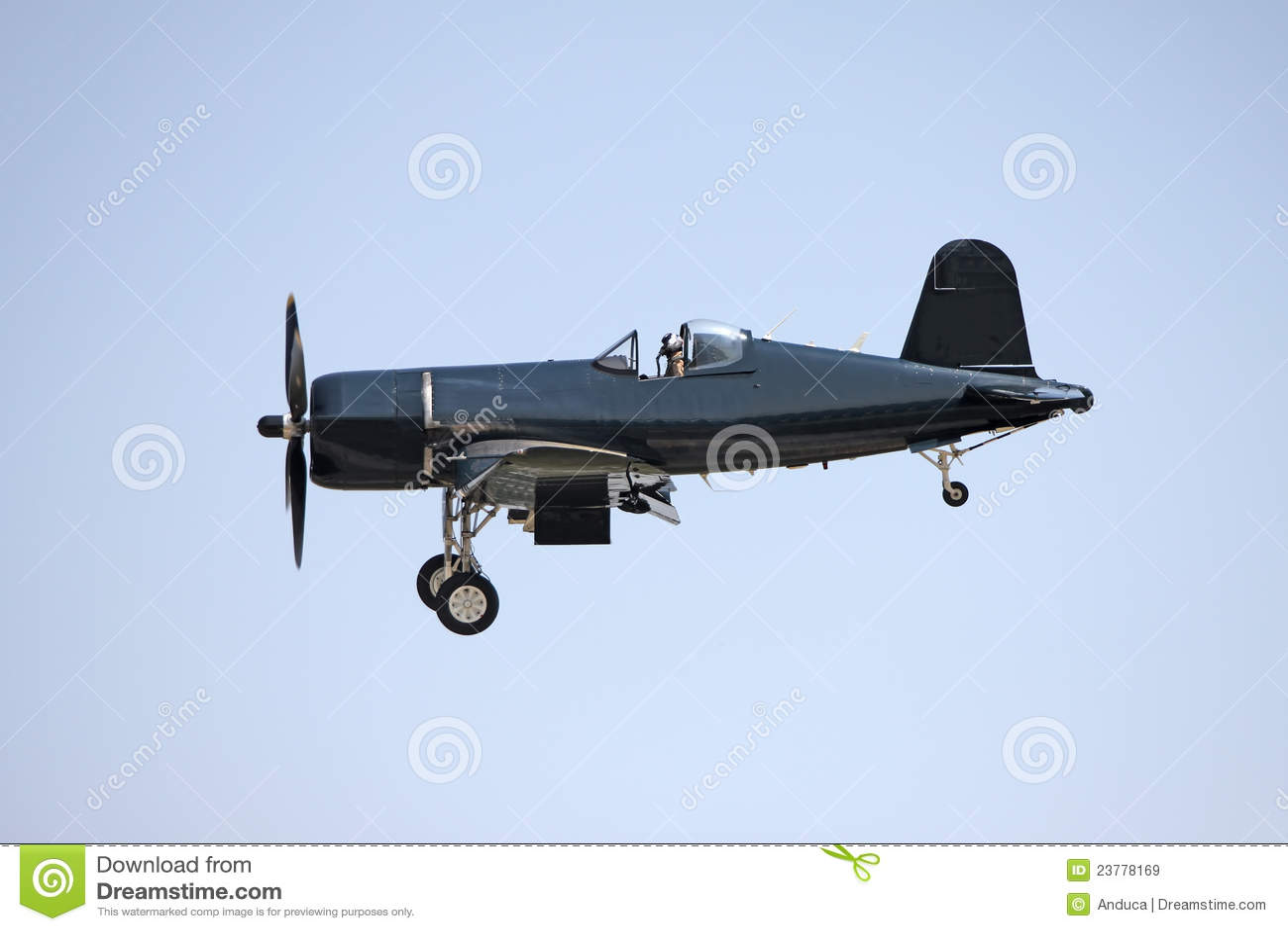 Flygplanblack