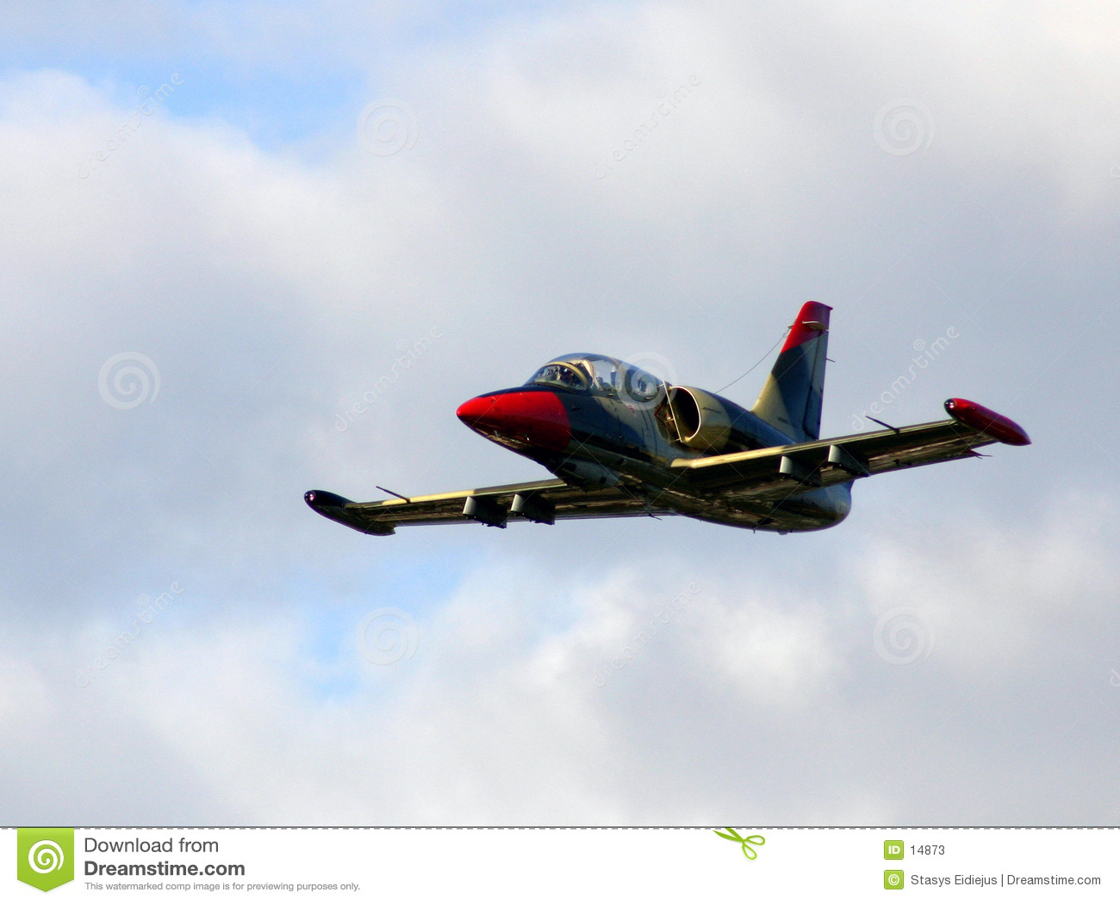 Flygplankämpe ii