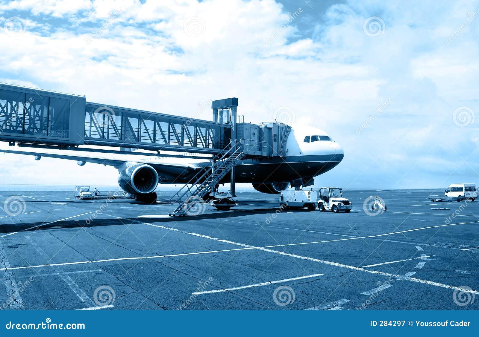 Flygplats 3