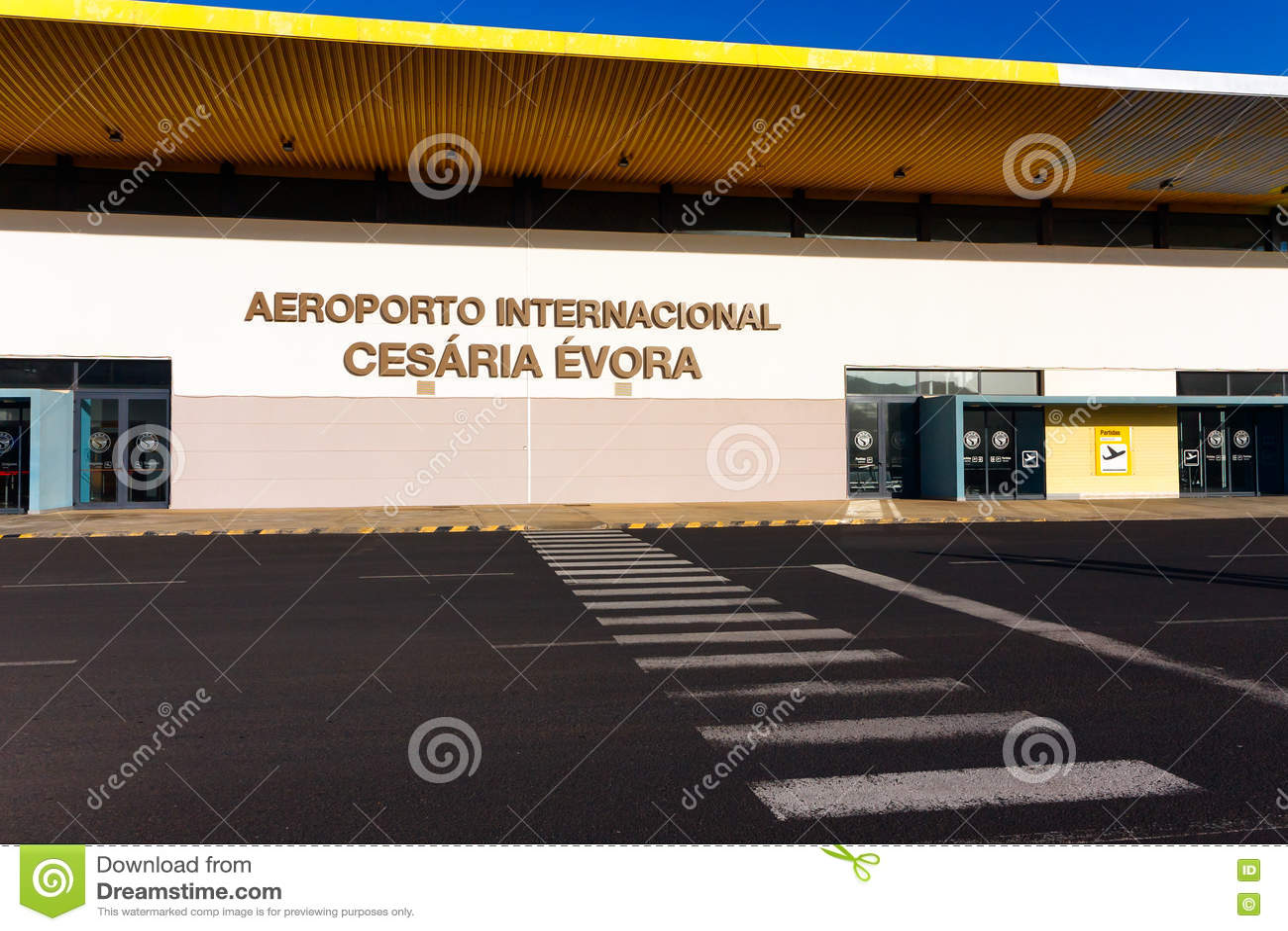 flygplats kap verde