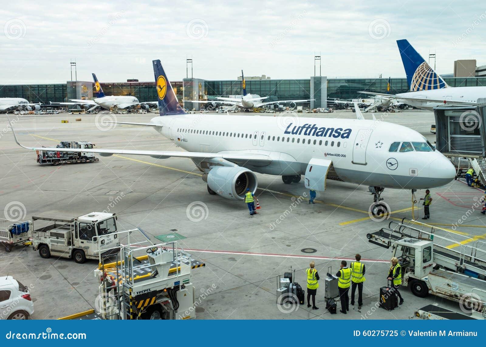 Flygplats frankfurt