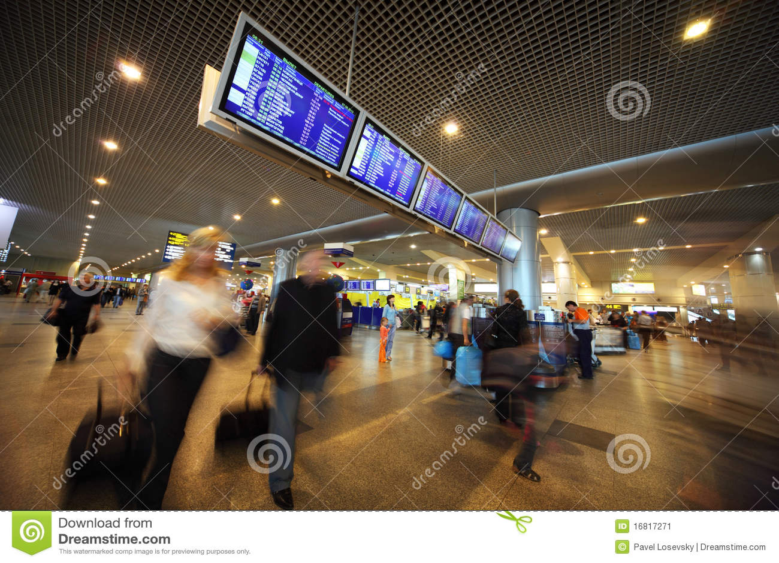 Flygplatsbrädeskärm nära folk