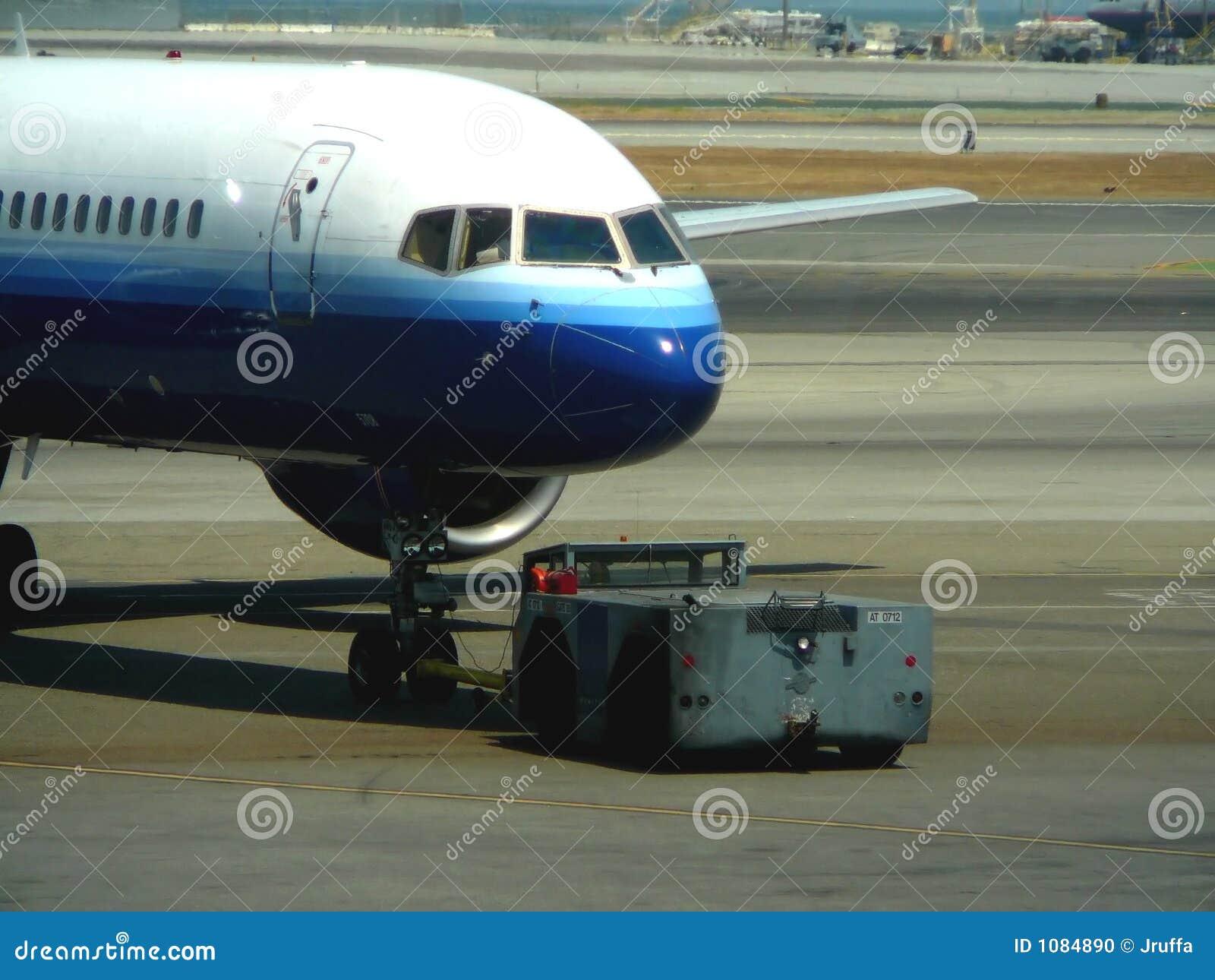 Flygplatslagsjordning