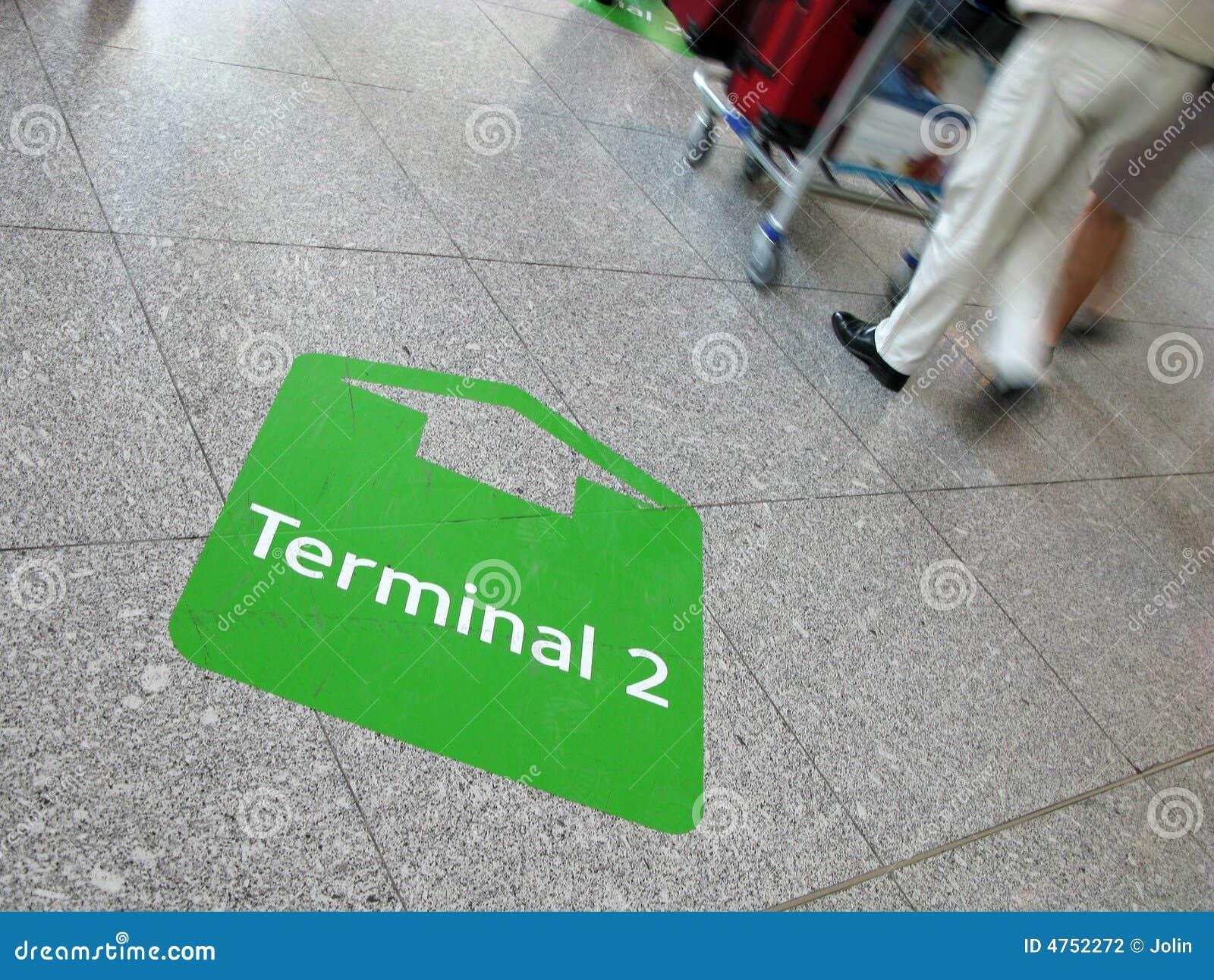 Flygplatsresafolk