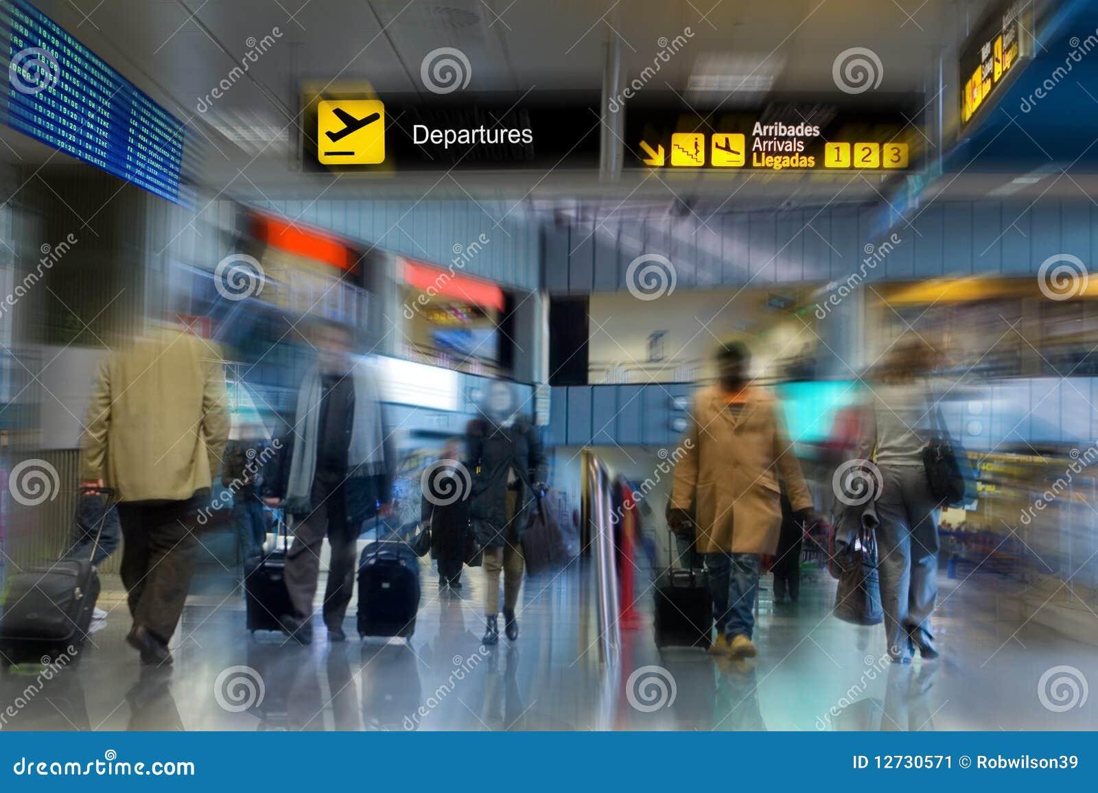 Flygplatsterminal