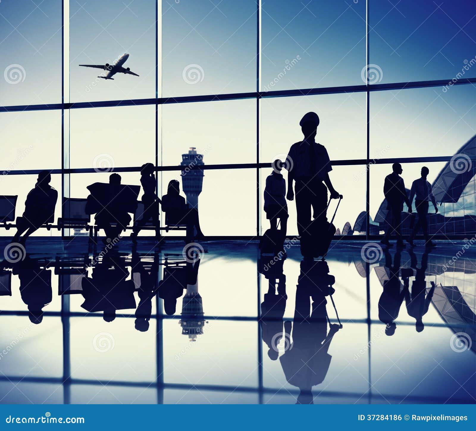 Flygplatsvardagsrum