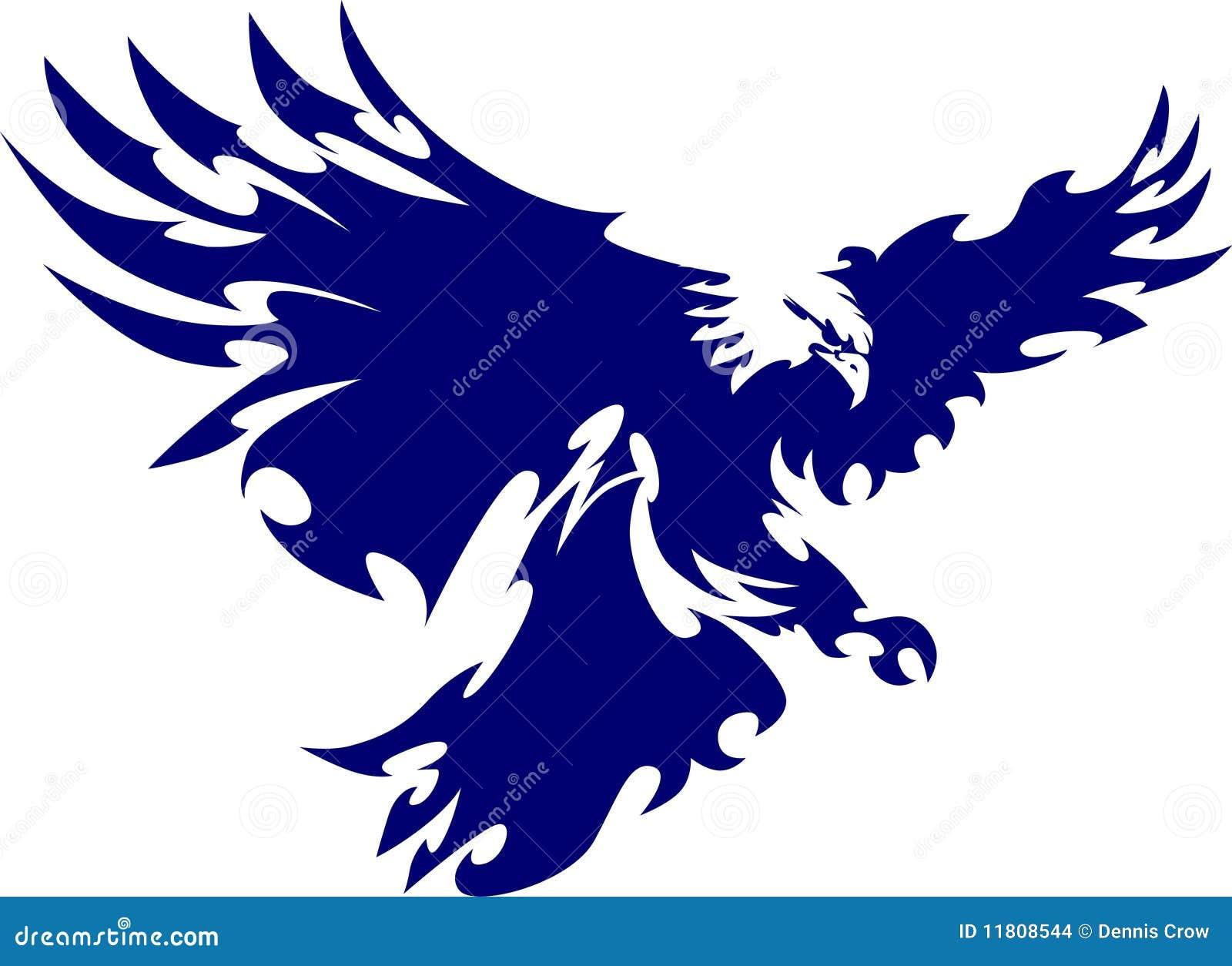 Flying Eagle Logo Stock Images - Image: 11808544