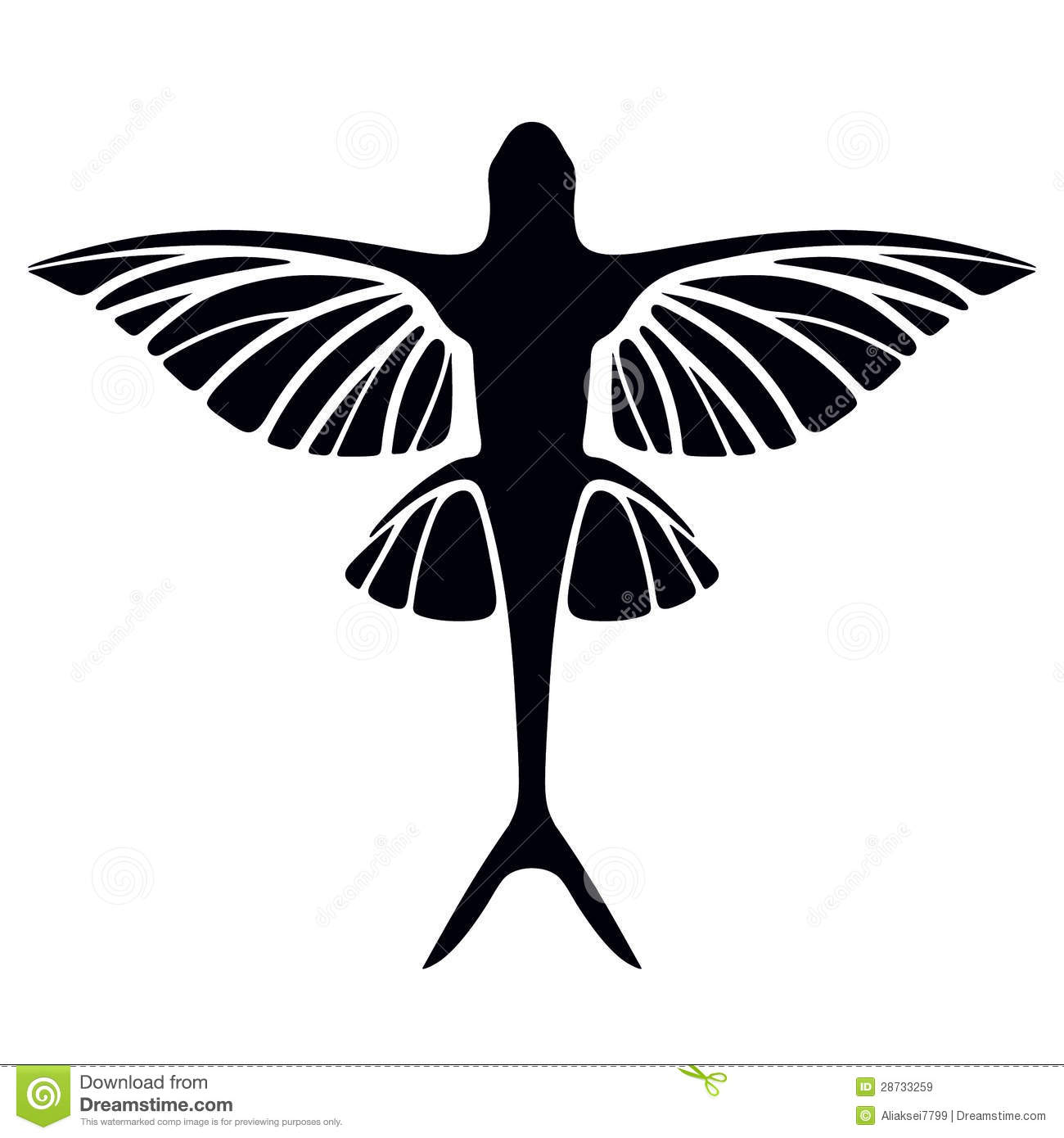 Flying Fish Royalty Free Stock Images - Image: 28733259