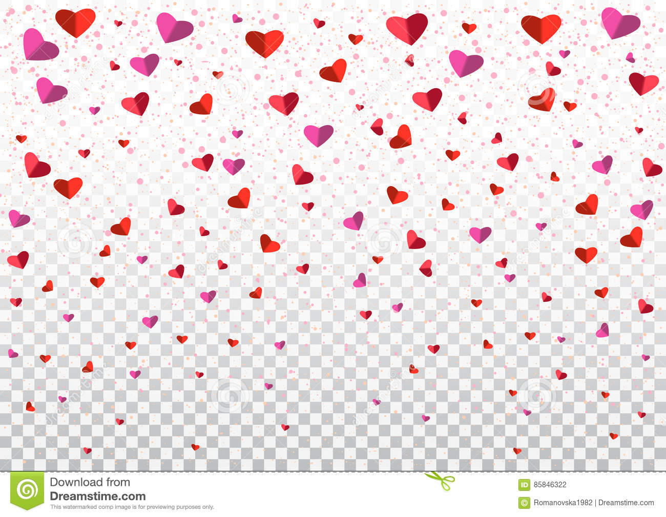 holiday hearts wallpaper vector - photo #8