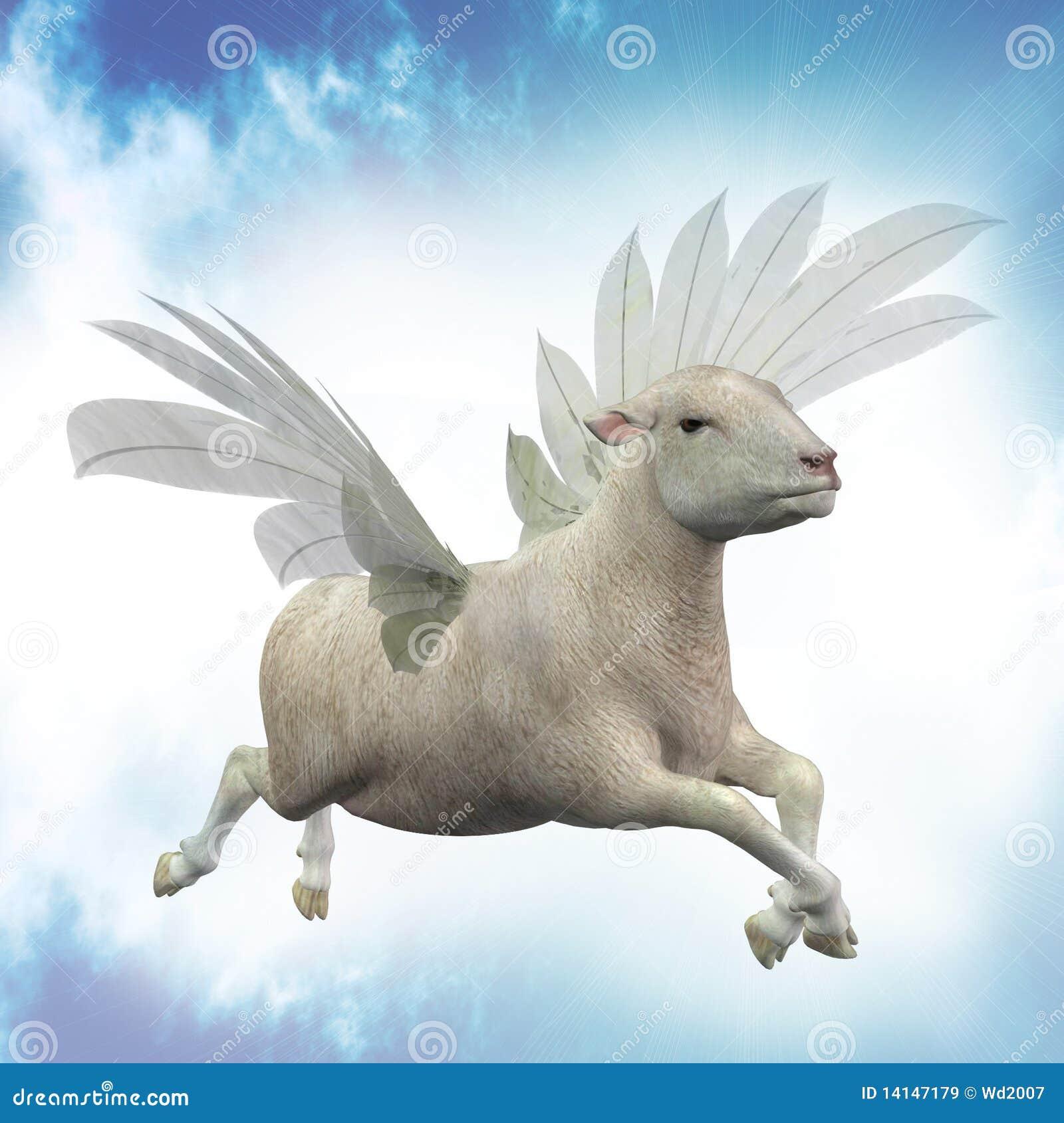 Flying Lamb