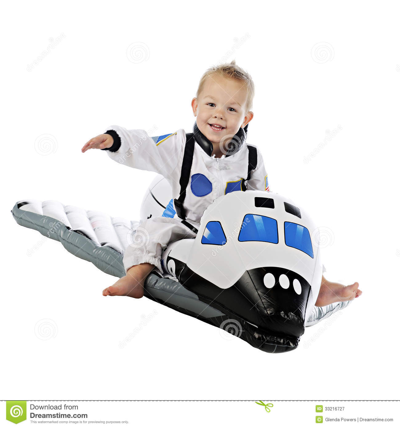 Flying Space Baby Royalty Free Stock Photography - Image ...
