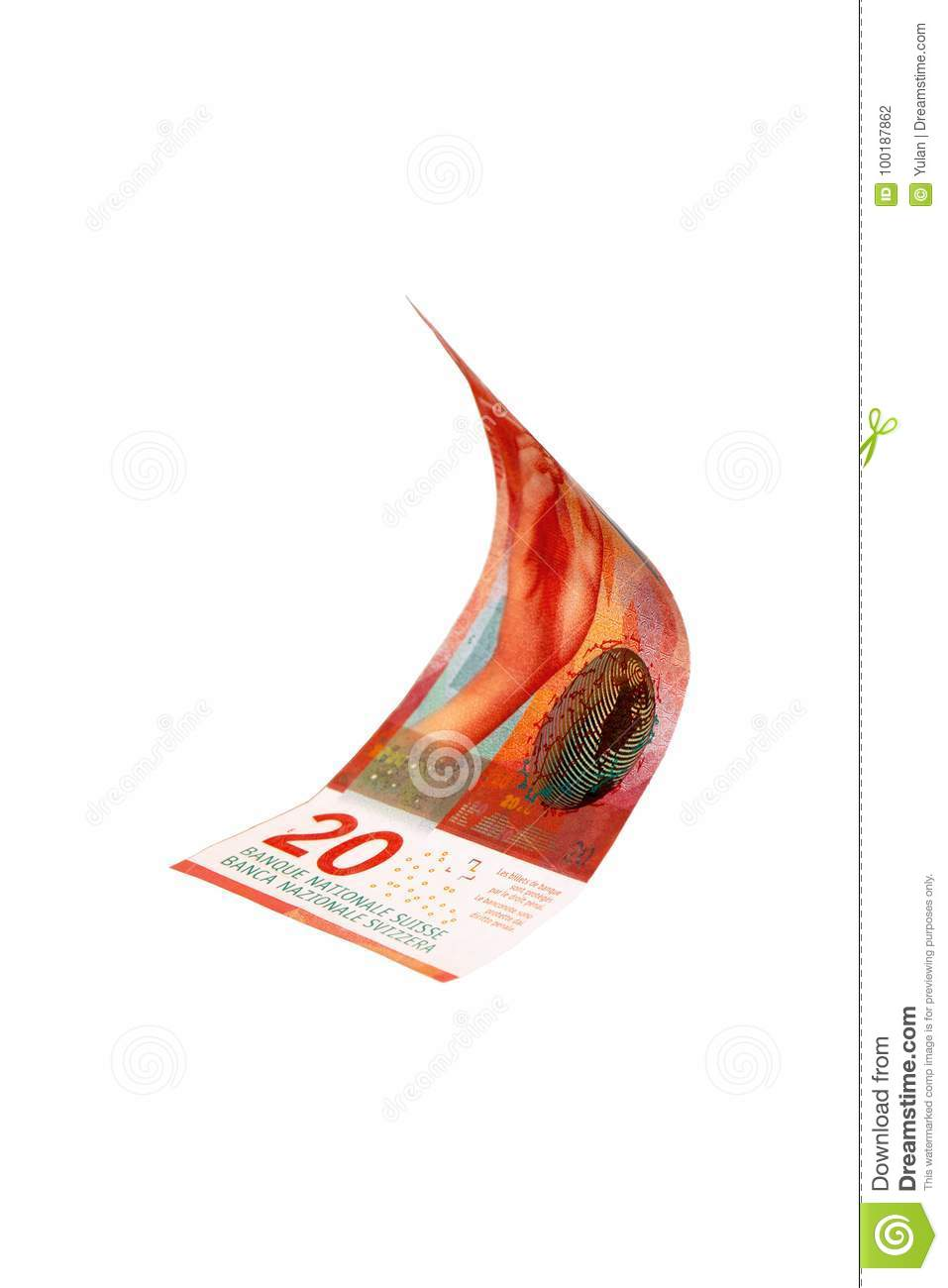 Flying swiss money stock photo image of curvy financial 100187862 royalty free stock photo buycottarizona Images