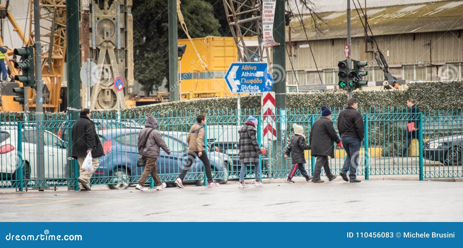 Flyktingkris i Europa