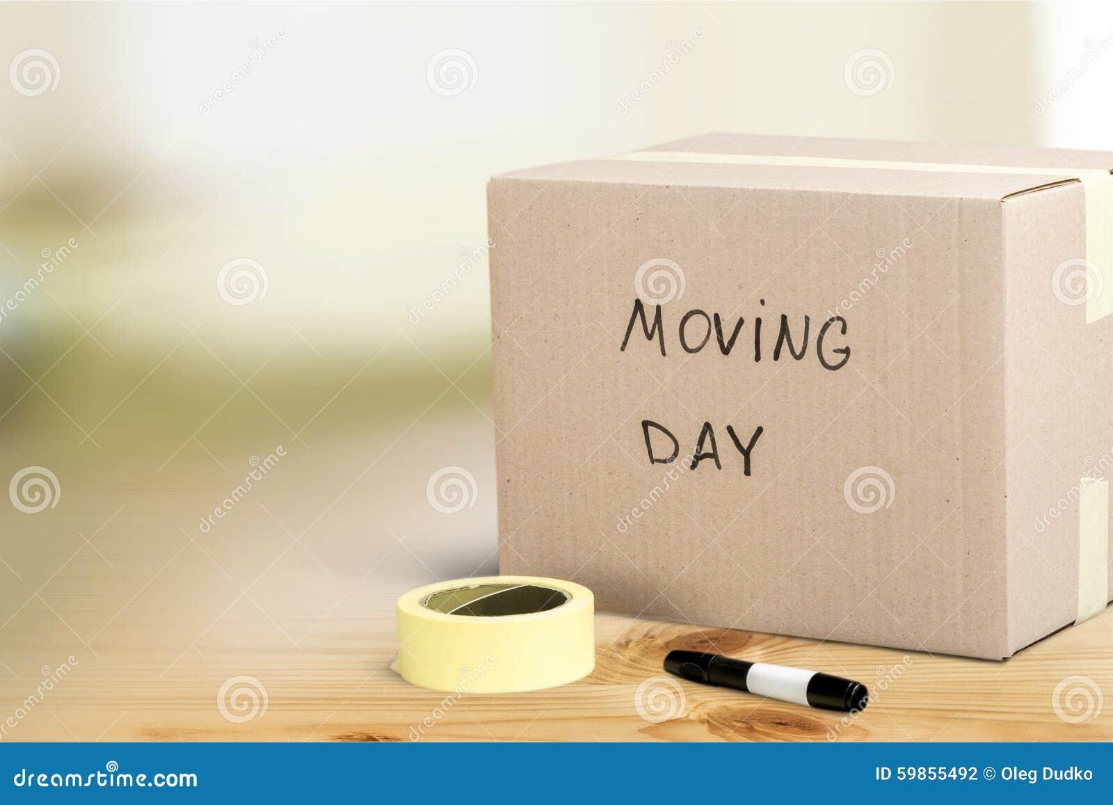 Flytta sig för hus