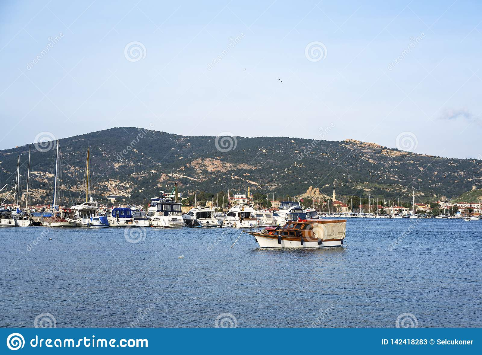 FOCA, Fokaia Izmir, die Türkei