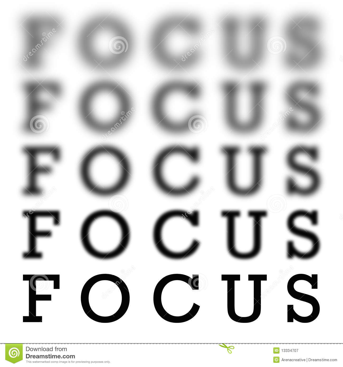 Focus chart scale stock illustration illustration of focus 13334707 focus chart scale nvjuhfo Image collections