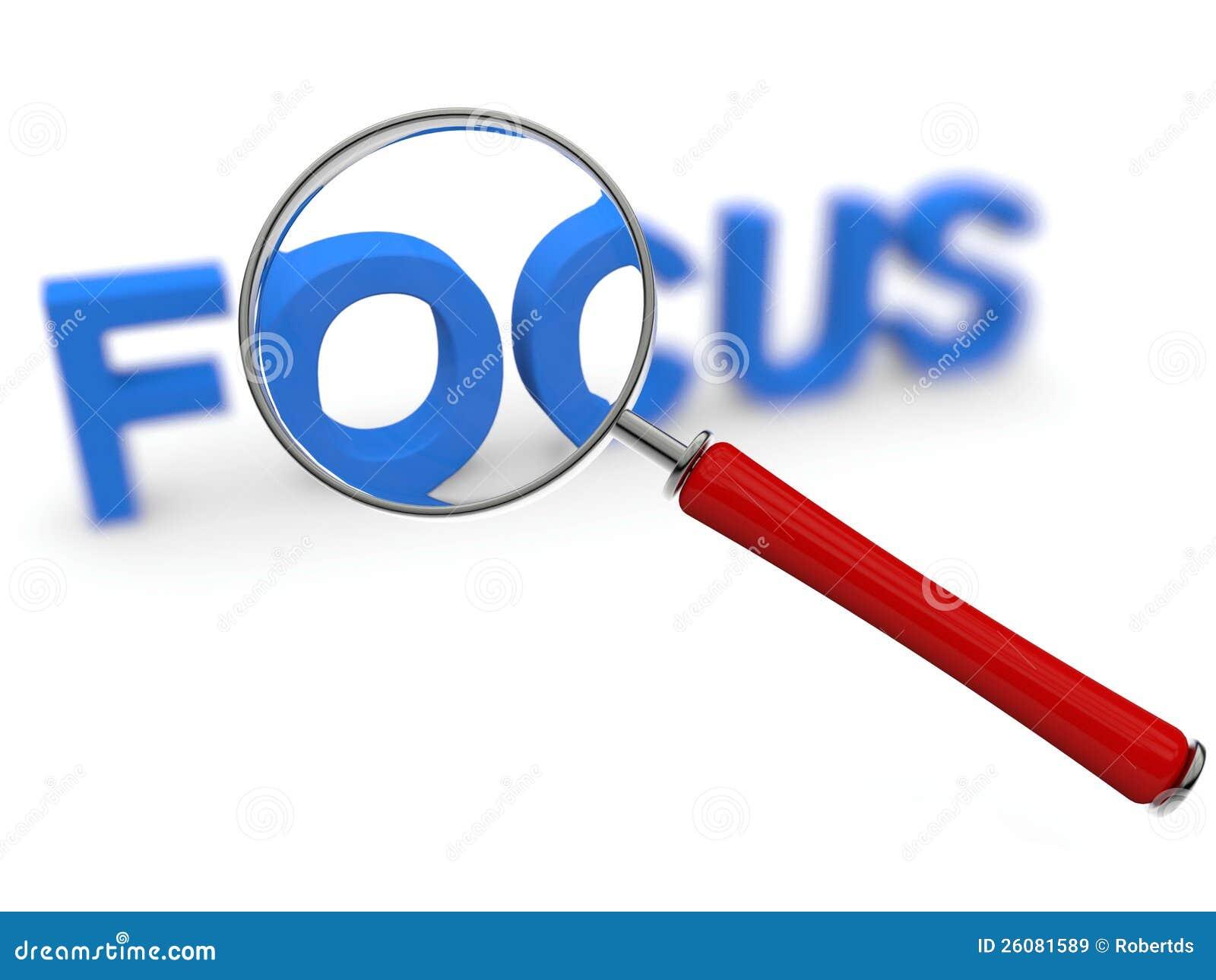 Healthy Foods That boost Brain Power focus-concept-magnifier-26081589