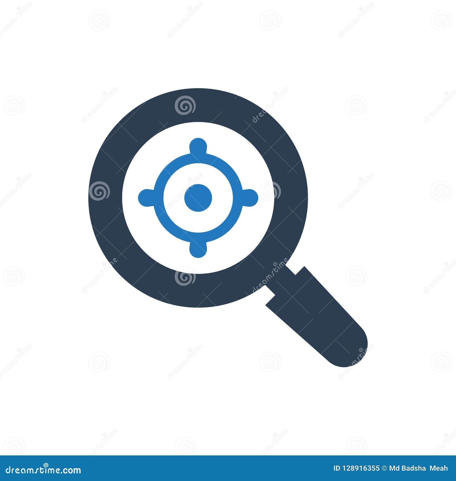 Focus target icon