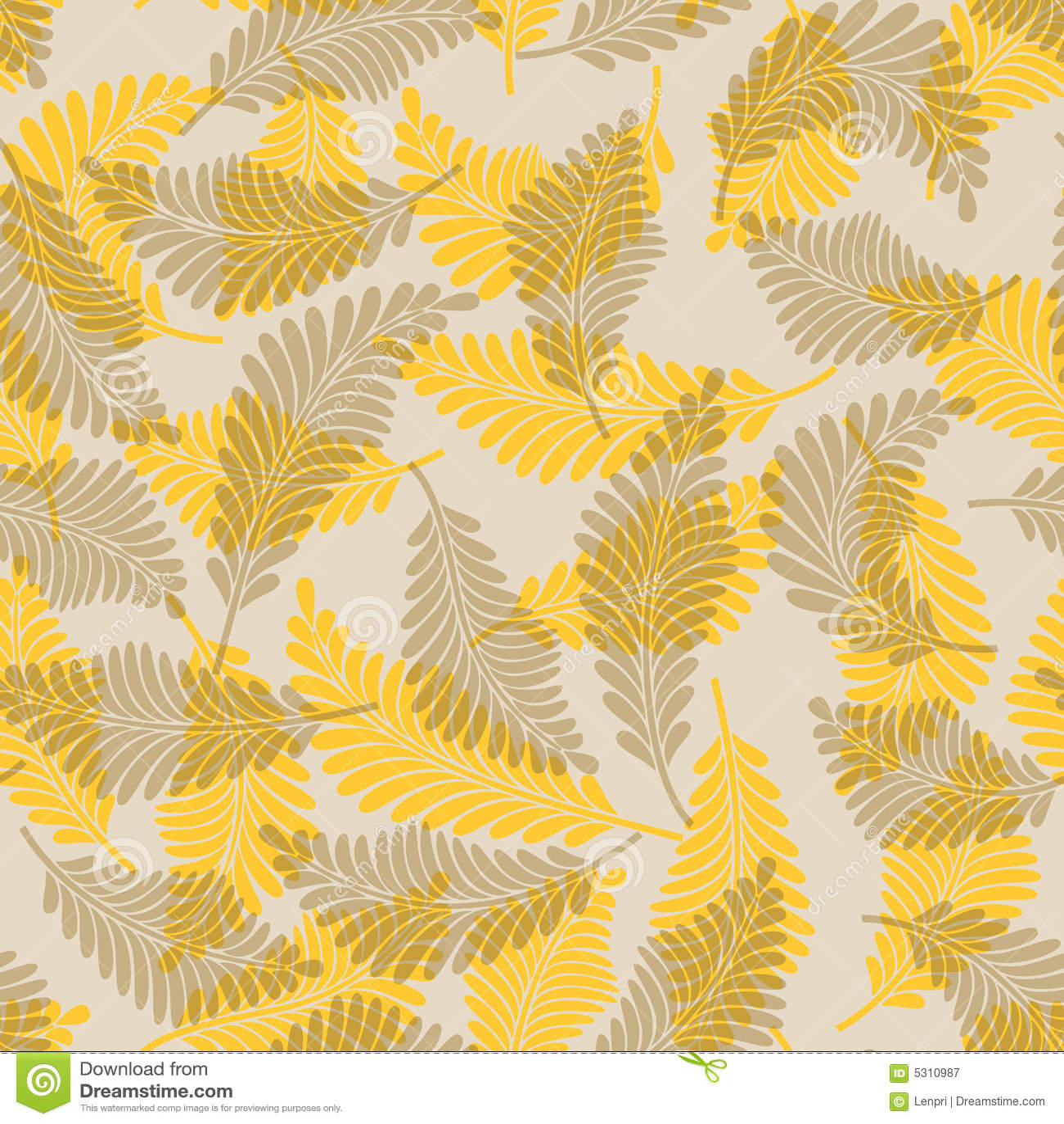 Download Fogli di autunno illustrazione vettoriale. Illustrazione di illustrazione - 5310987