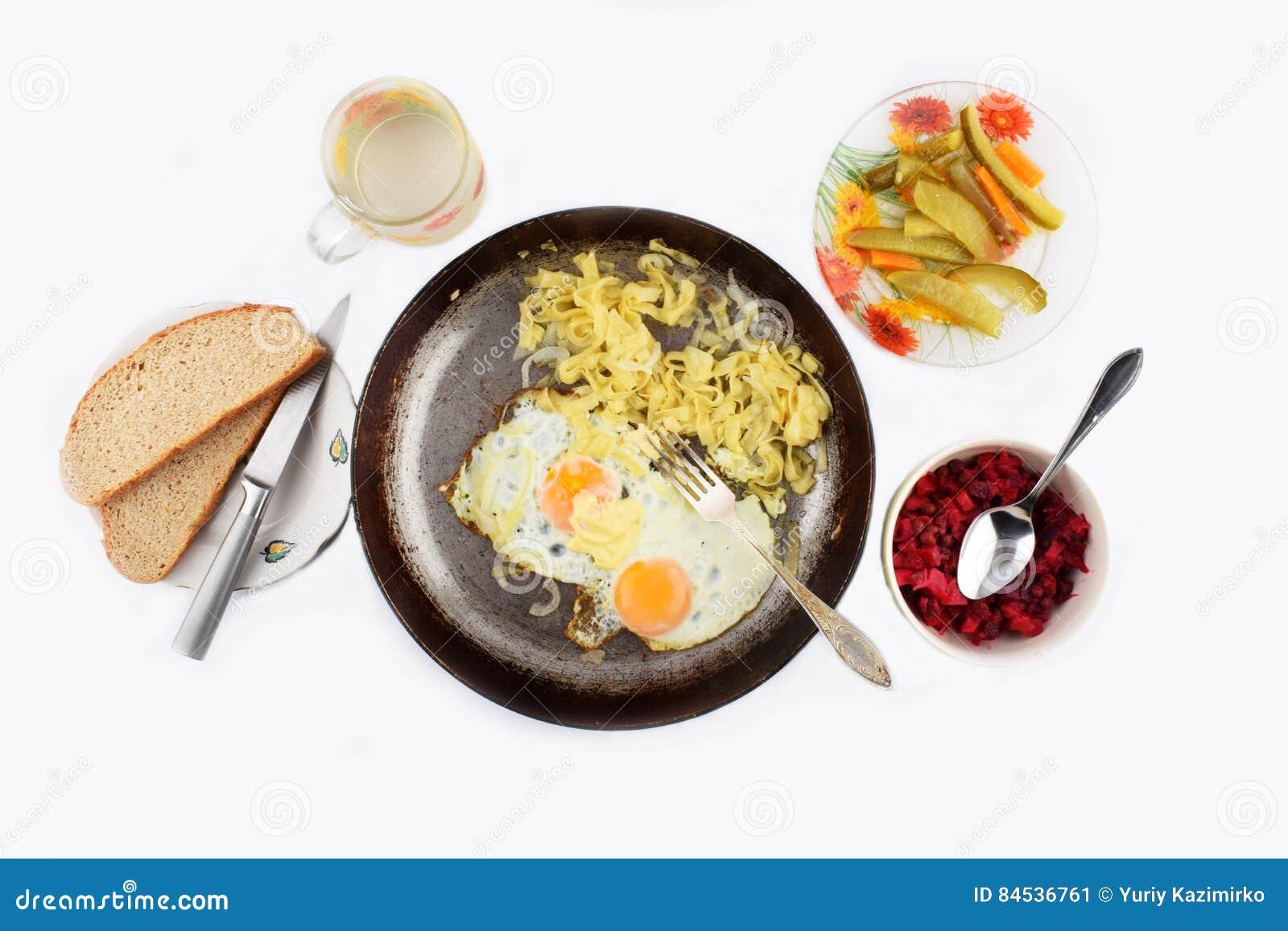 Fogonero del principiante del almuerzo