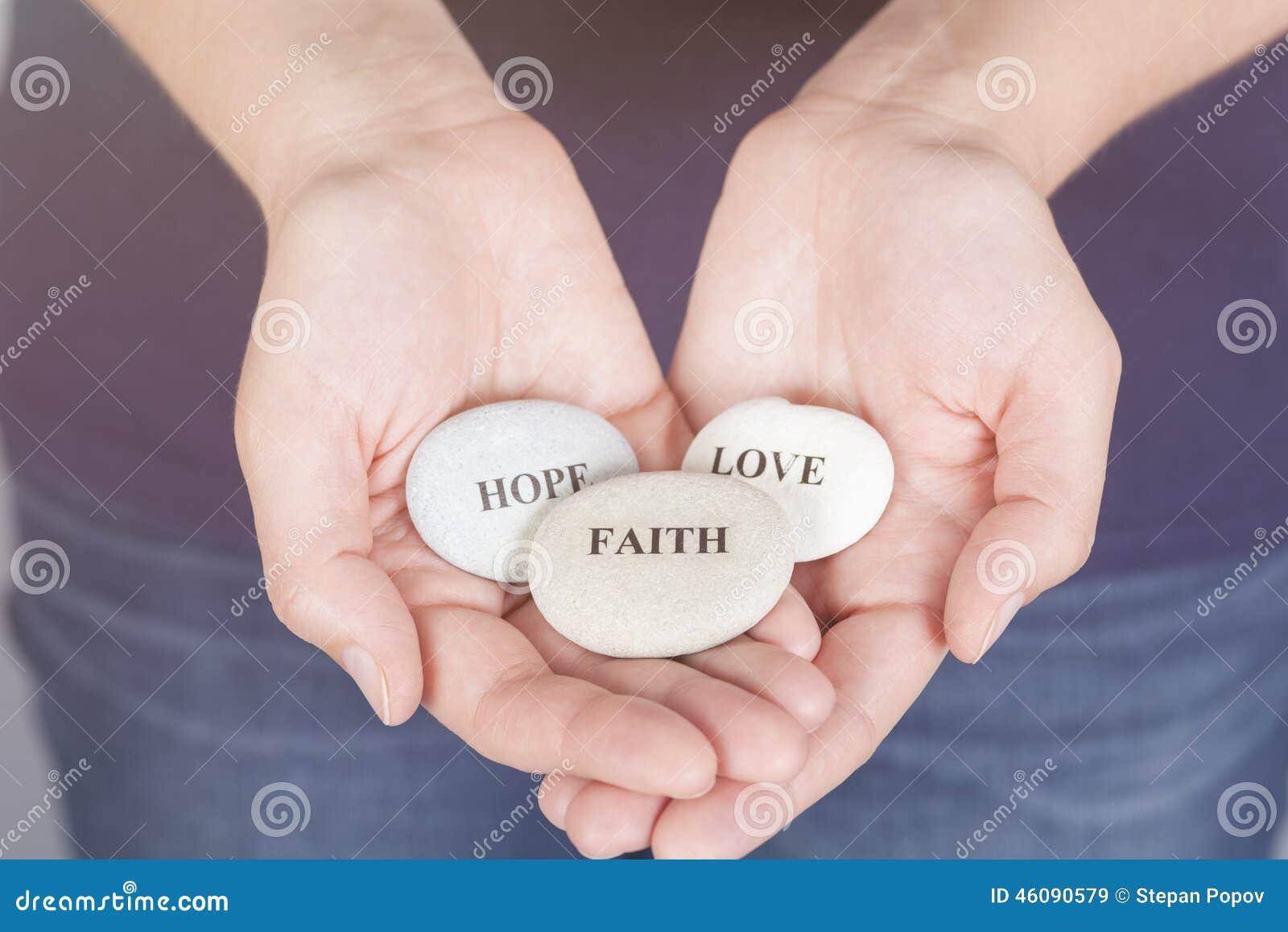 Foi, espoir et amour