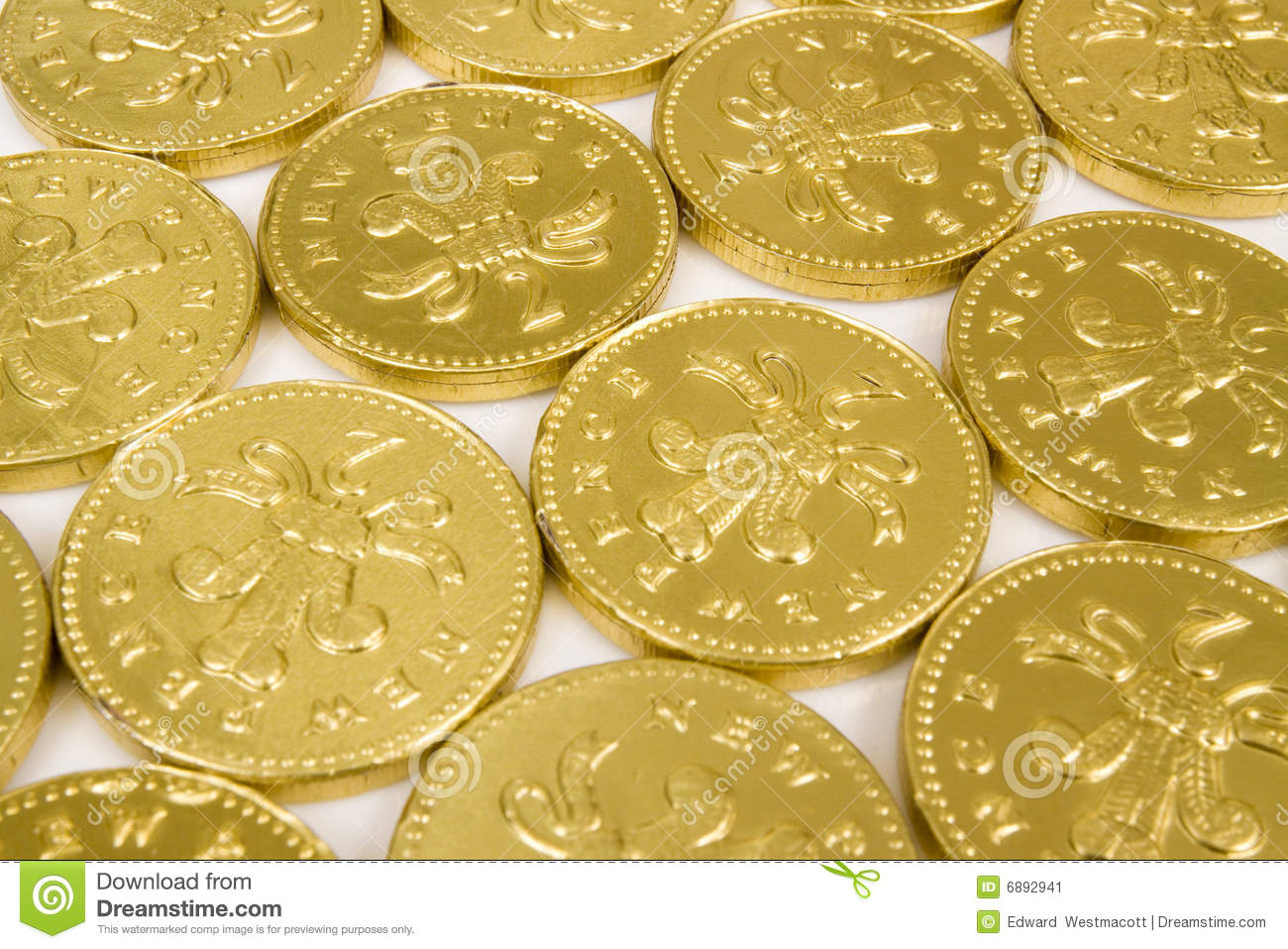 Homemade Chocolate Coins (Chanukah Gelt) - The Monday Box