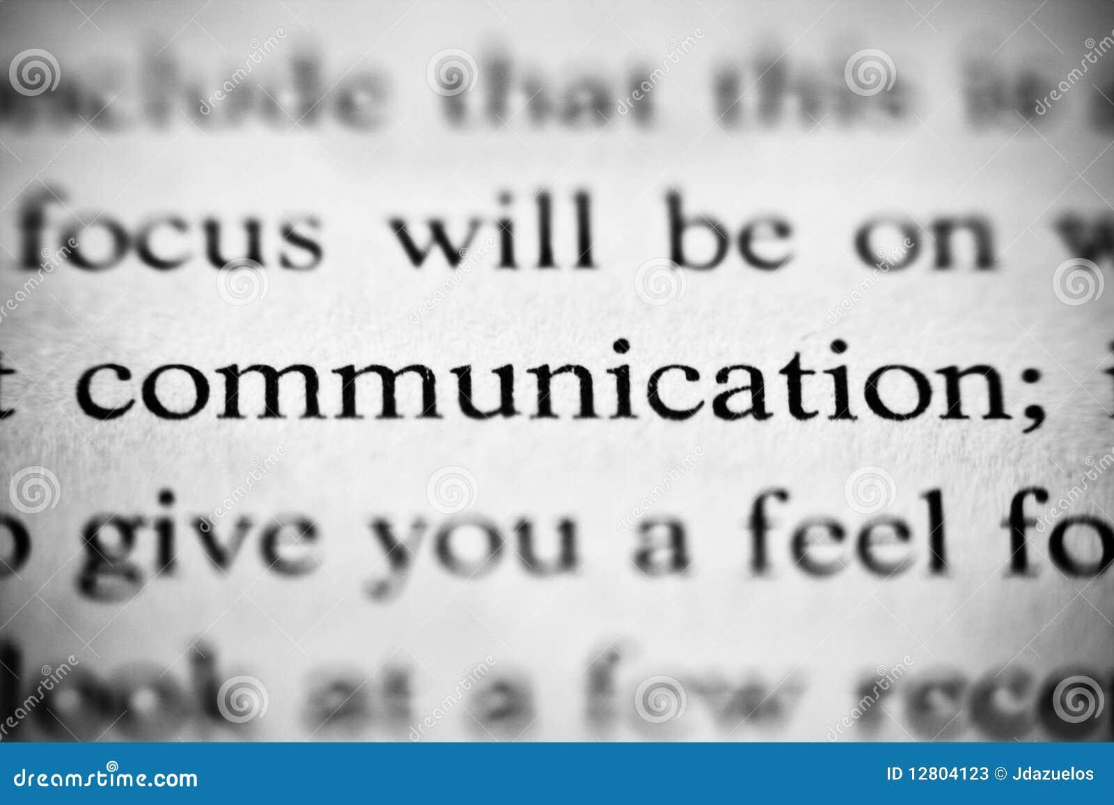 Fokus auf Kommunikation