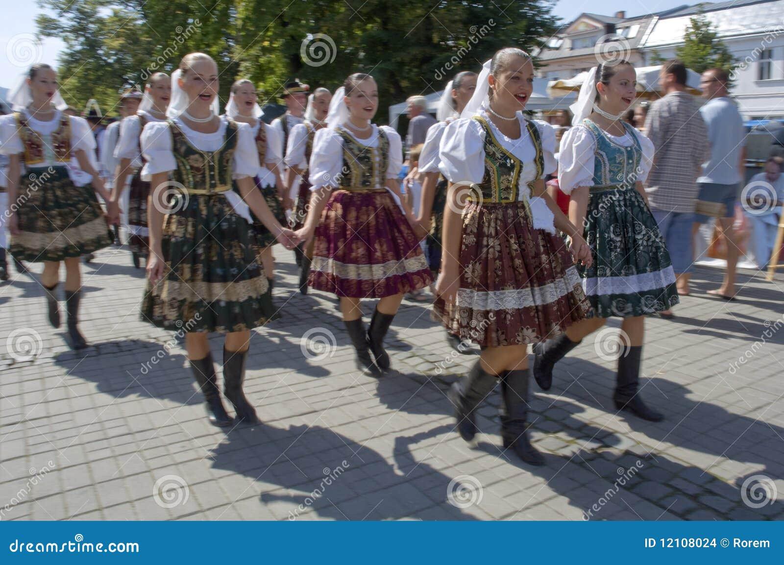Folclore eslovaco