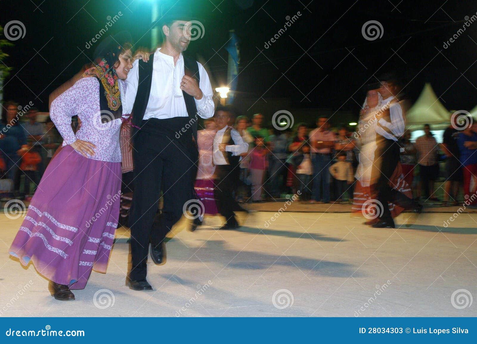 Folclorico van de rancho doet Patacao