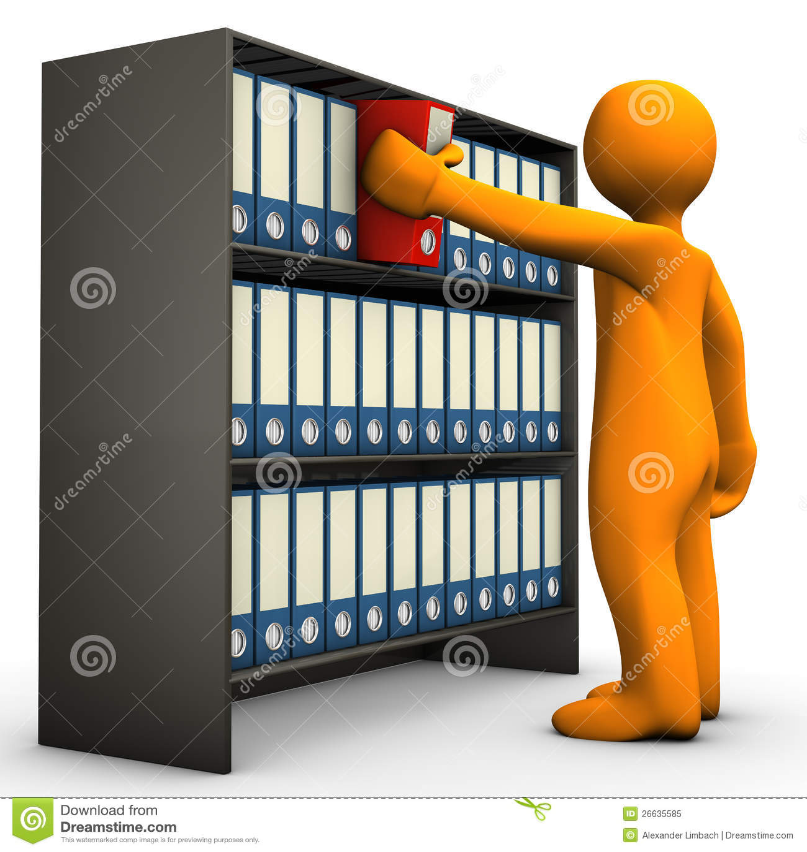 Folder cabinet search stock illustration. Illustration of ...