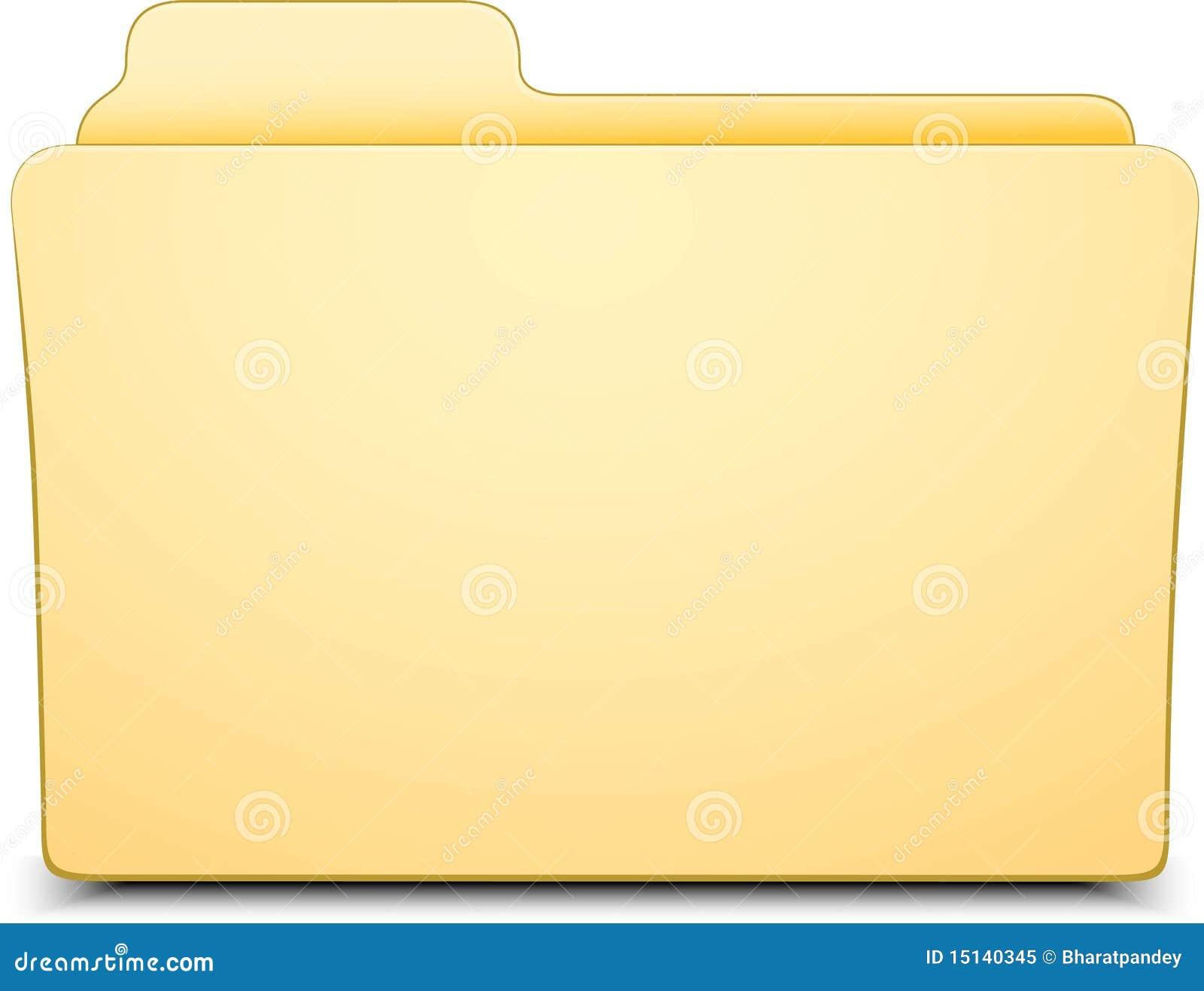 free clipart folder icon - photo #39