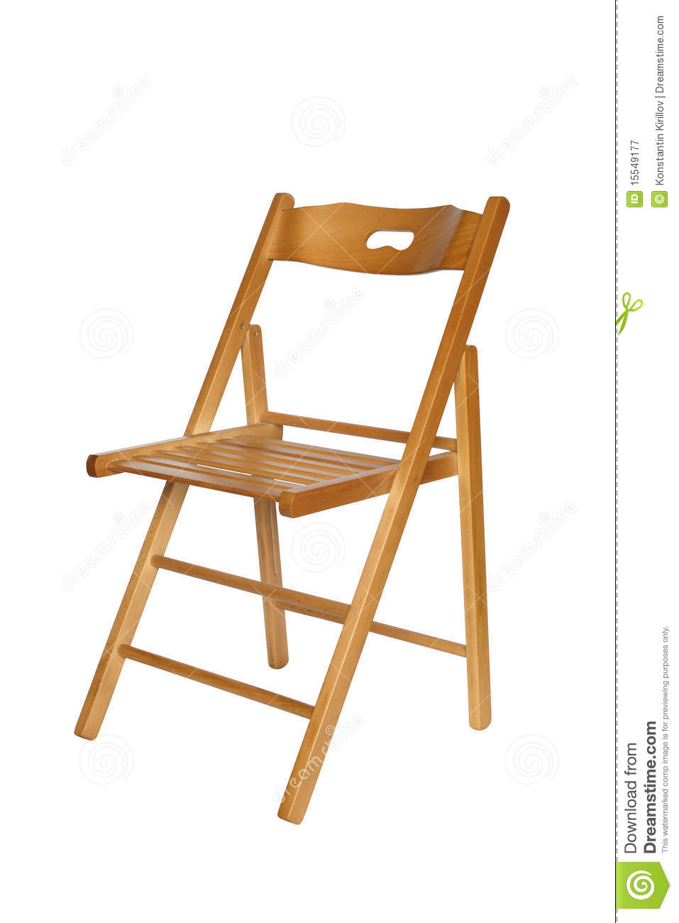 Folding Chair Royalty Free Stock Photography Image 15549177